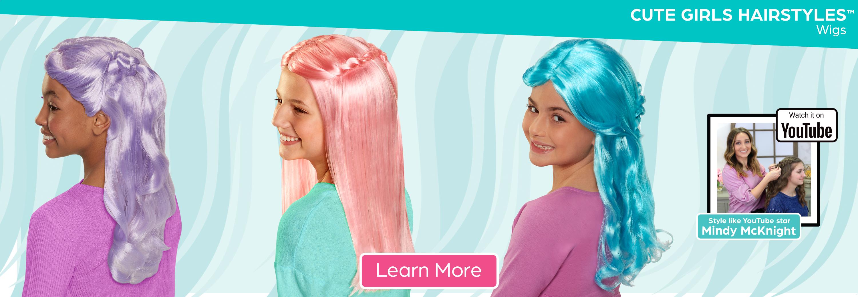 Jakks Pacific Inc Cute Girls Hairstyles