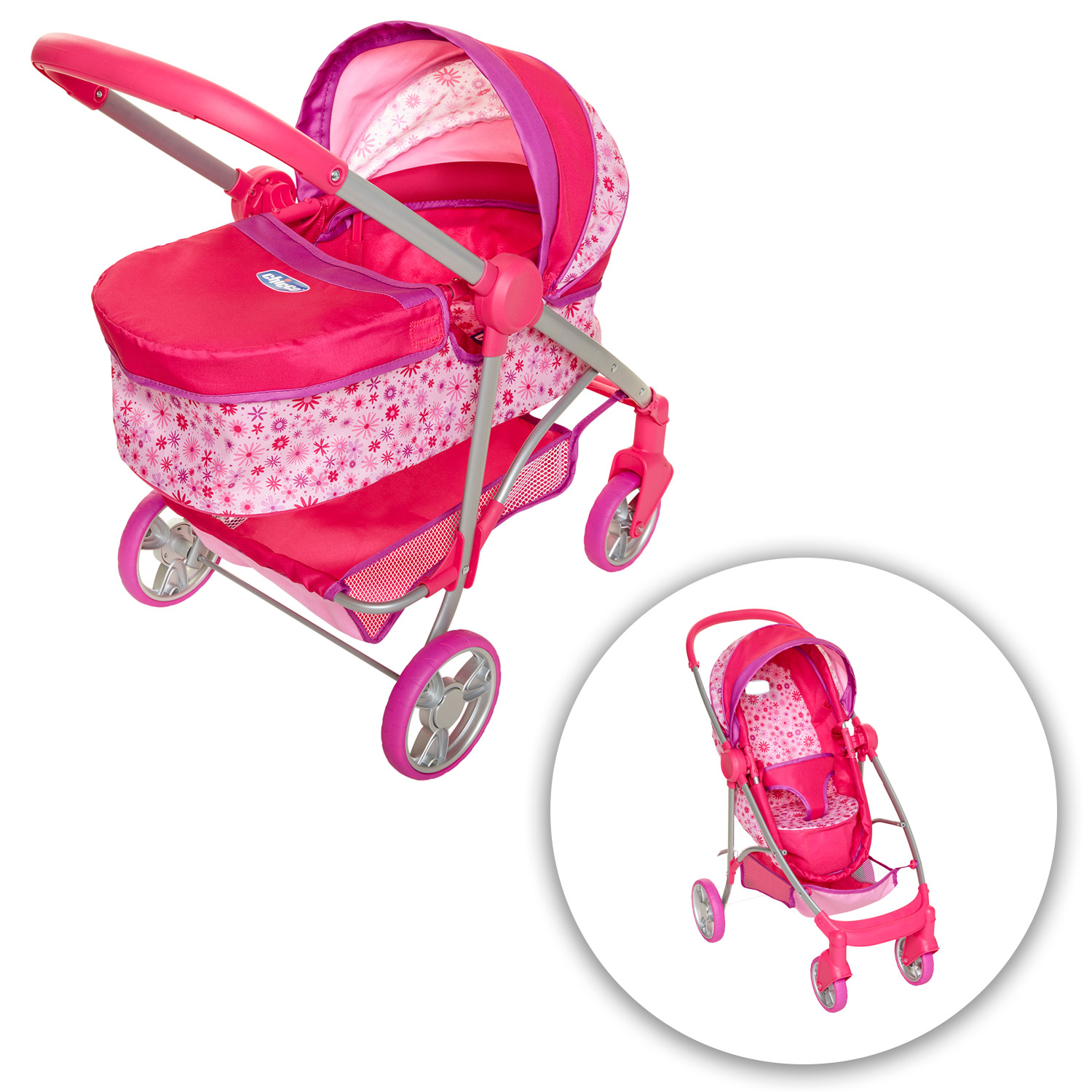 Chicco Deluxe Doll Pram