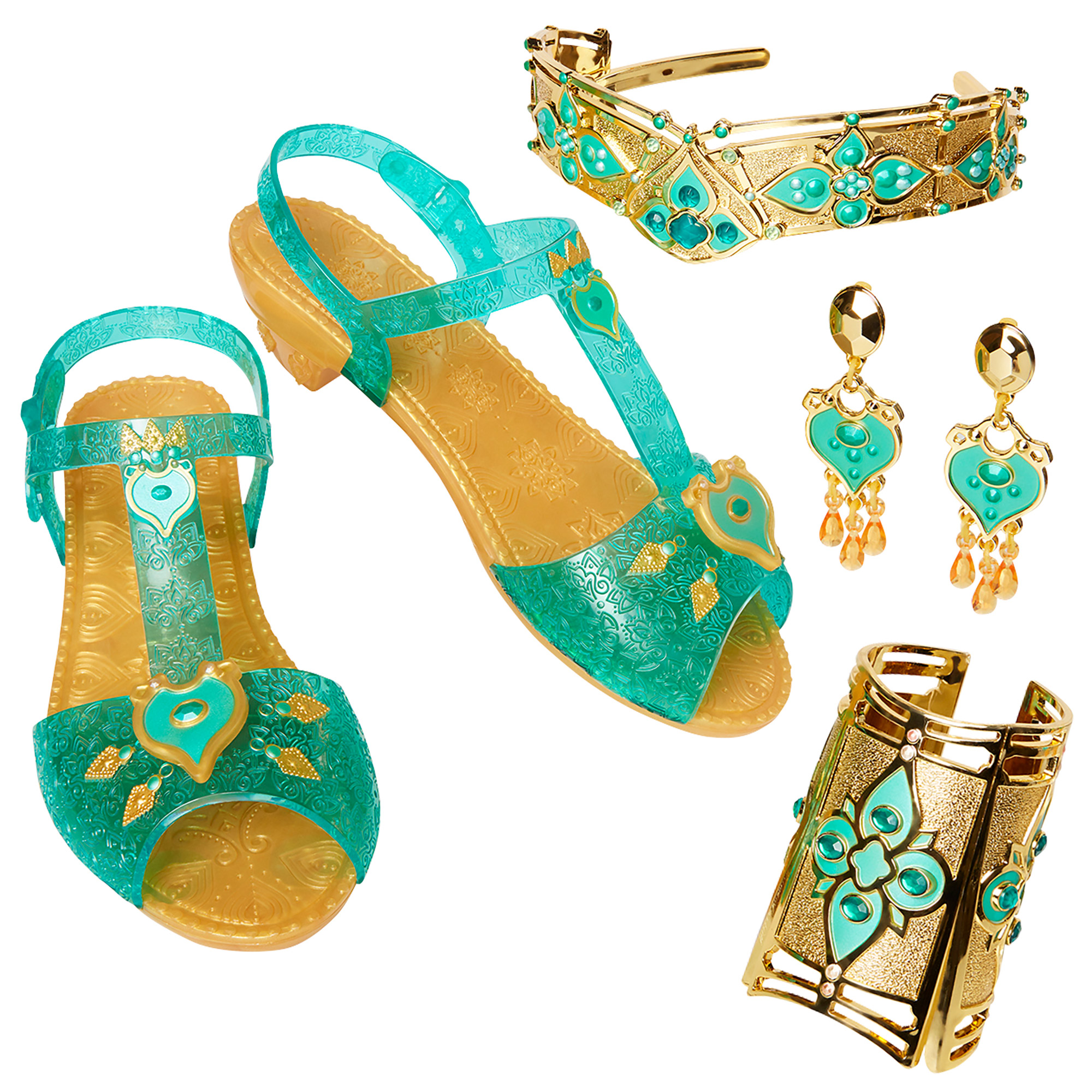 Disney Aladdin Deluxe Jasmine Accessory Set