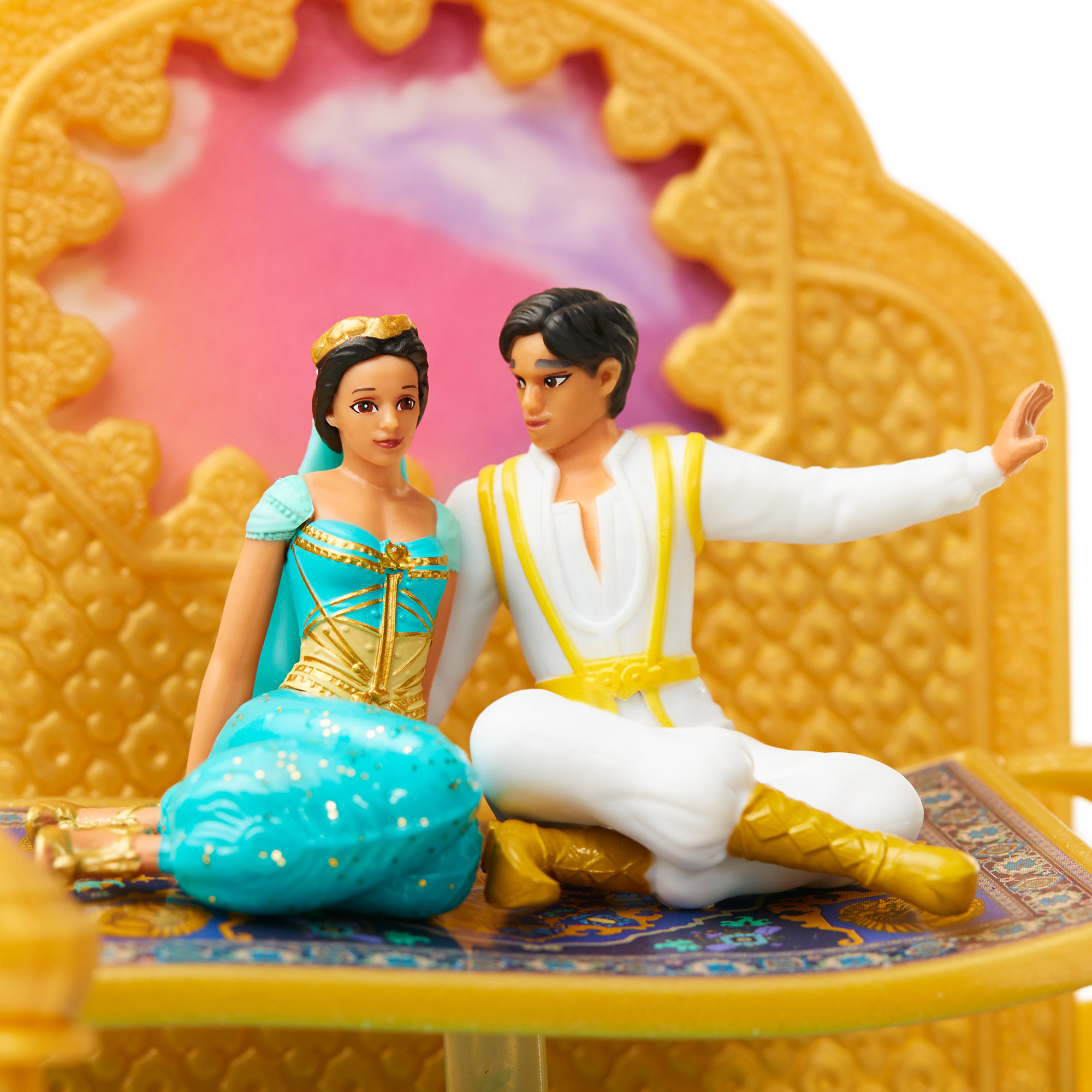 Disney Aladdin Feature Jewelry Box