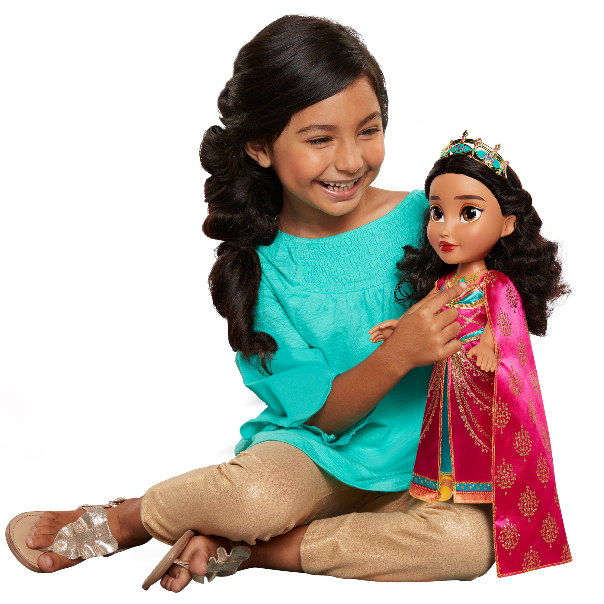 Disney Aladdin 15in Feature Jasmine Doll