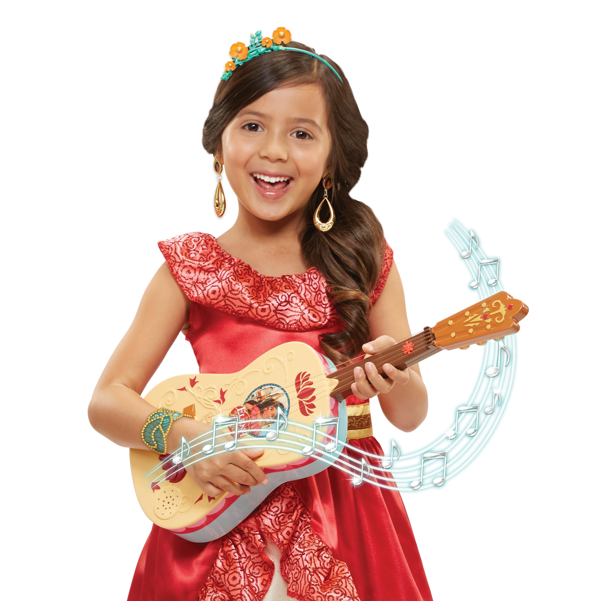 Elena Storytime Guitar Disney Elena of Avalor