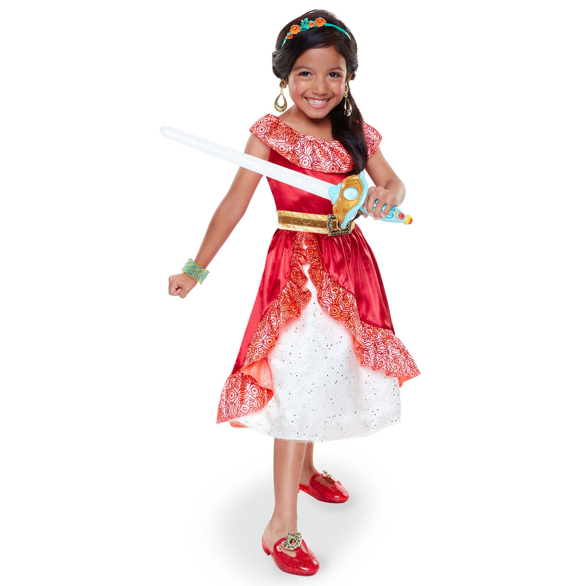 Action Adventure Sword Disney Elena of Avalor