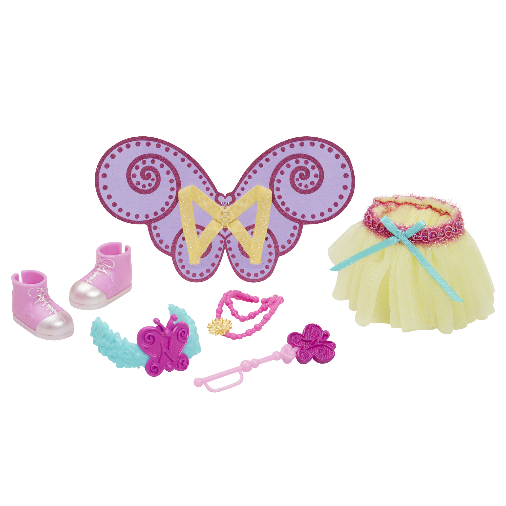 Make Fancy Nancy Garden Fairy Disney