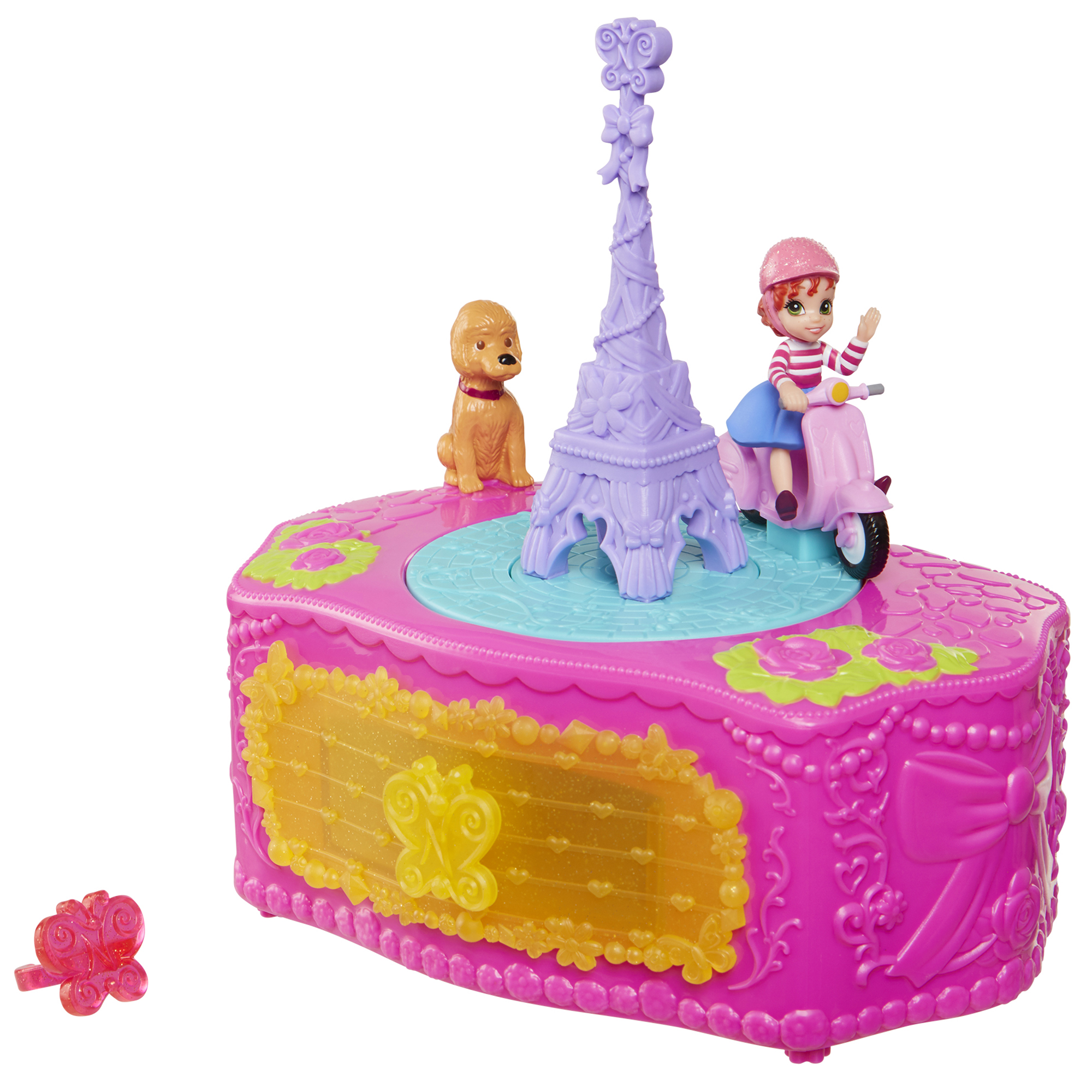 Ooh La La Music Box Disney
