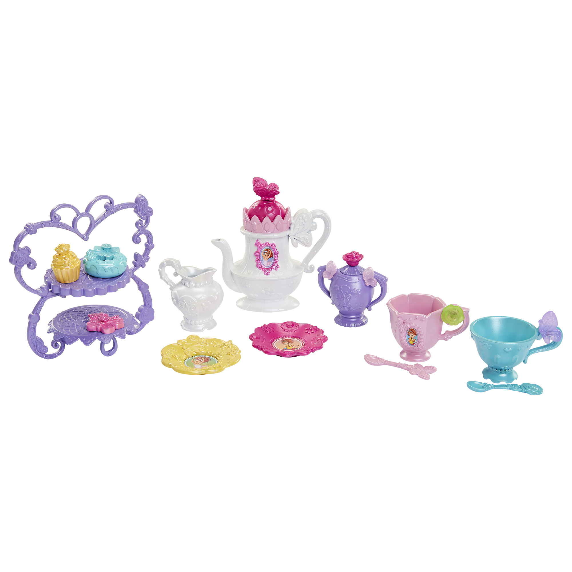 Fancy Nancy Fantastique Tea Set Disney