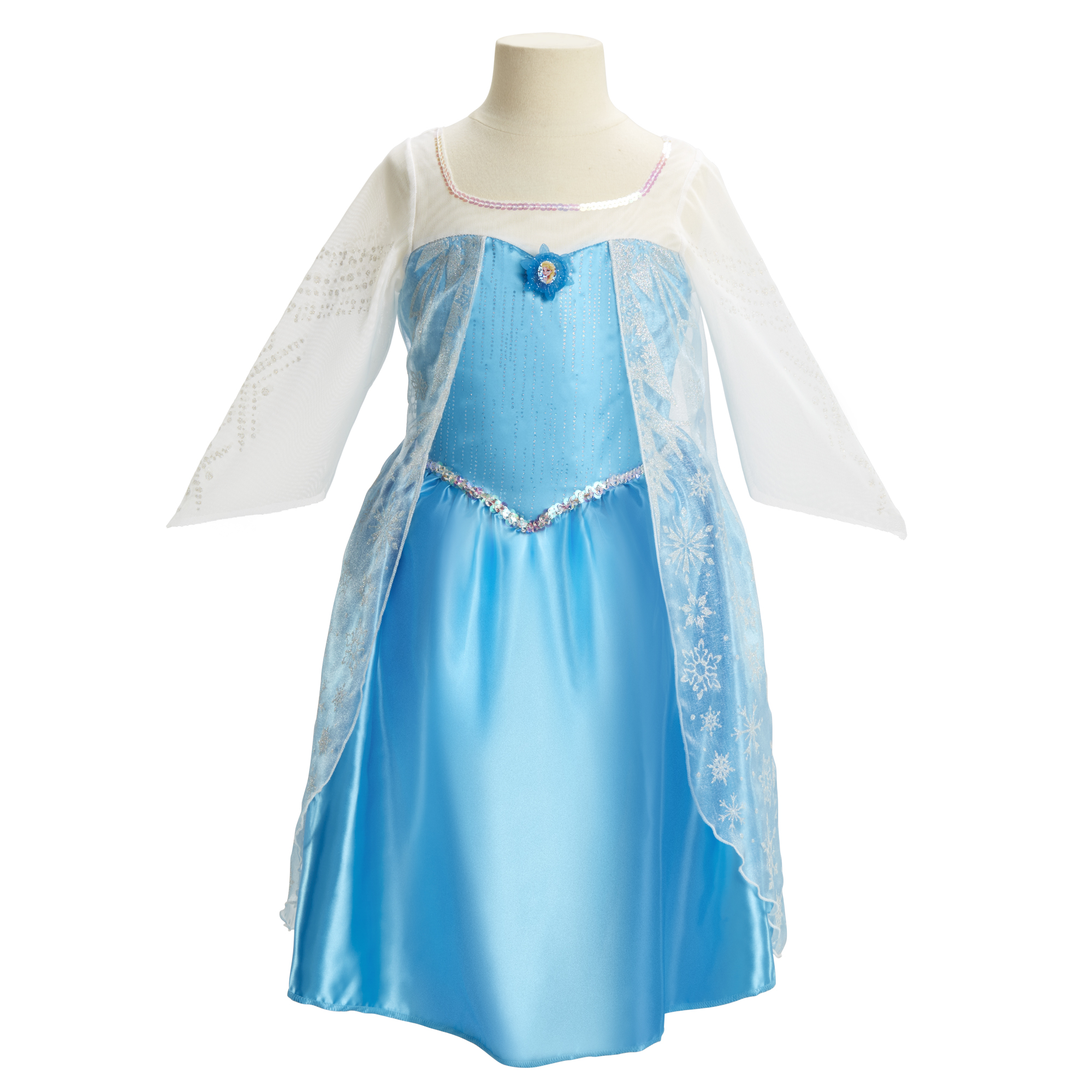 Elsa Blue Dress Disney Frozen