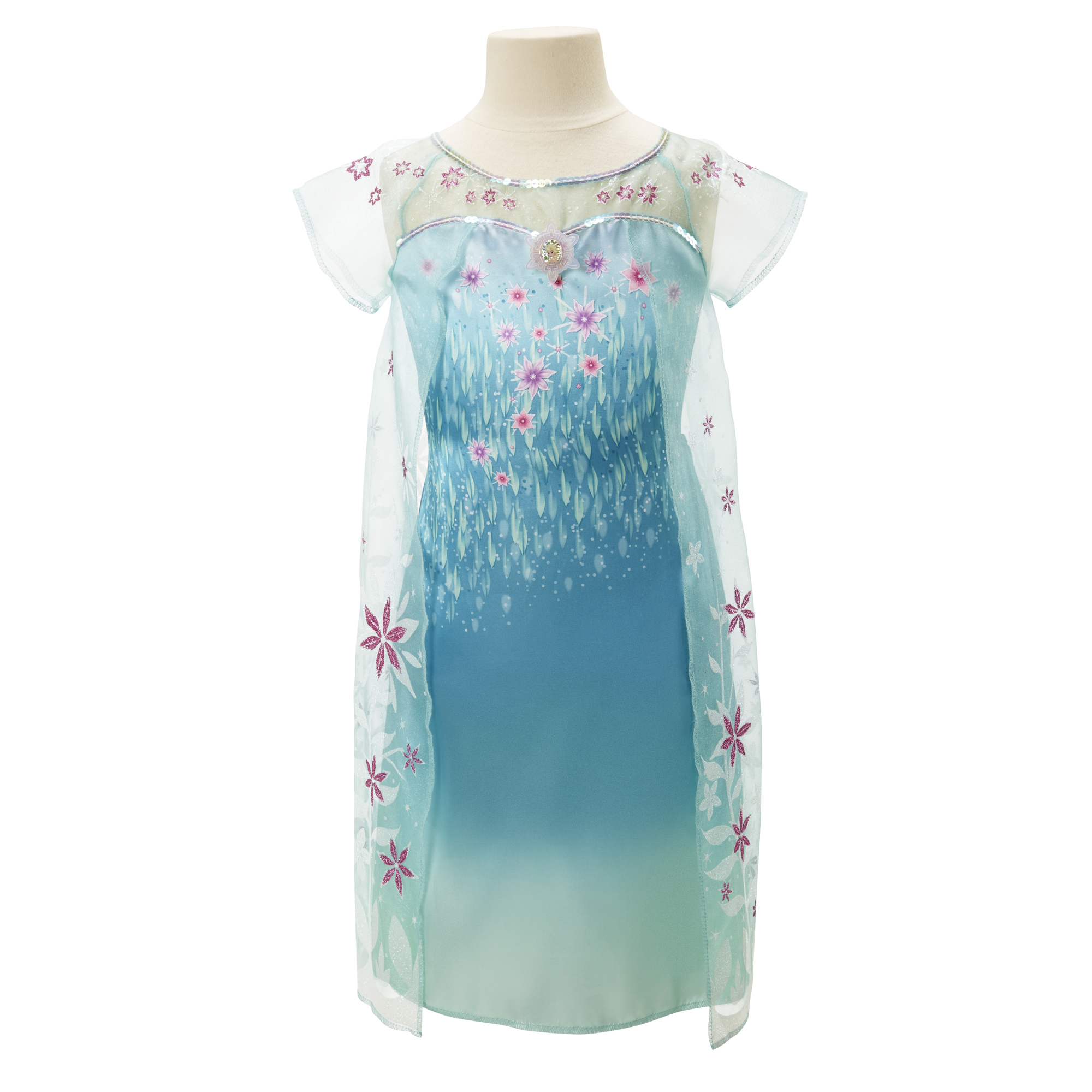 Elsa Frozen Fever Dress Disney Frozen