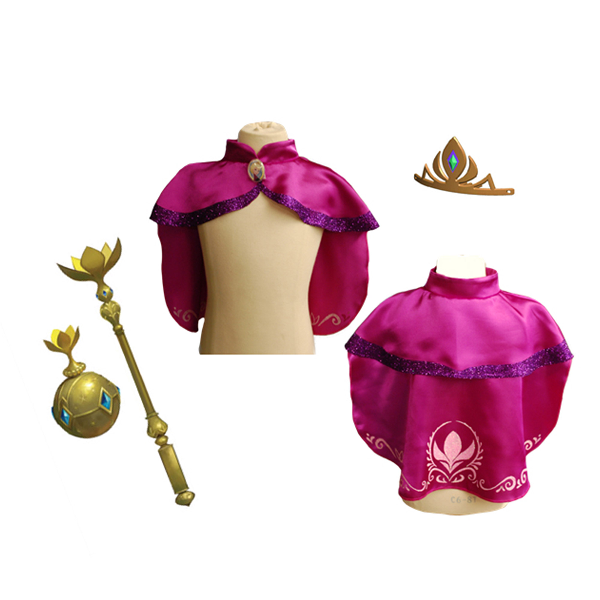 Elsa Coronation Set Disney Frozen