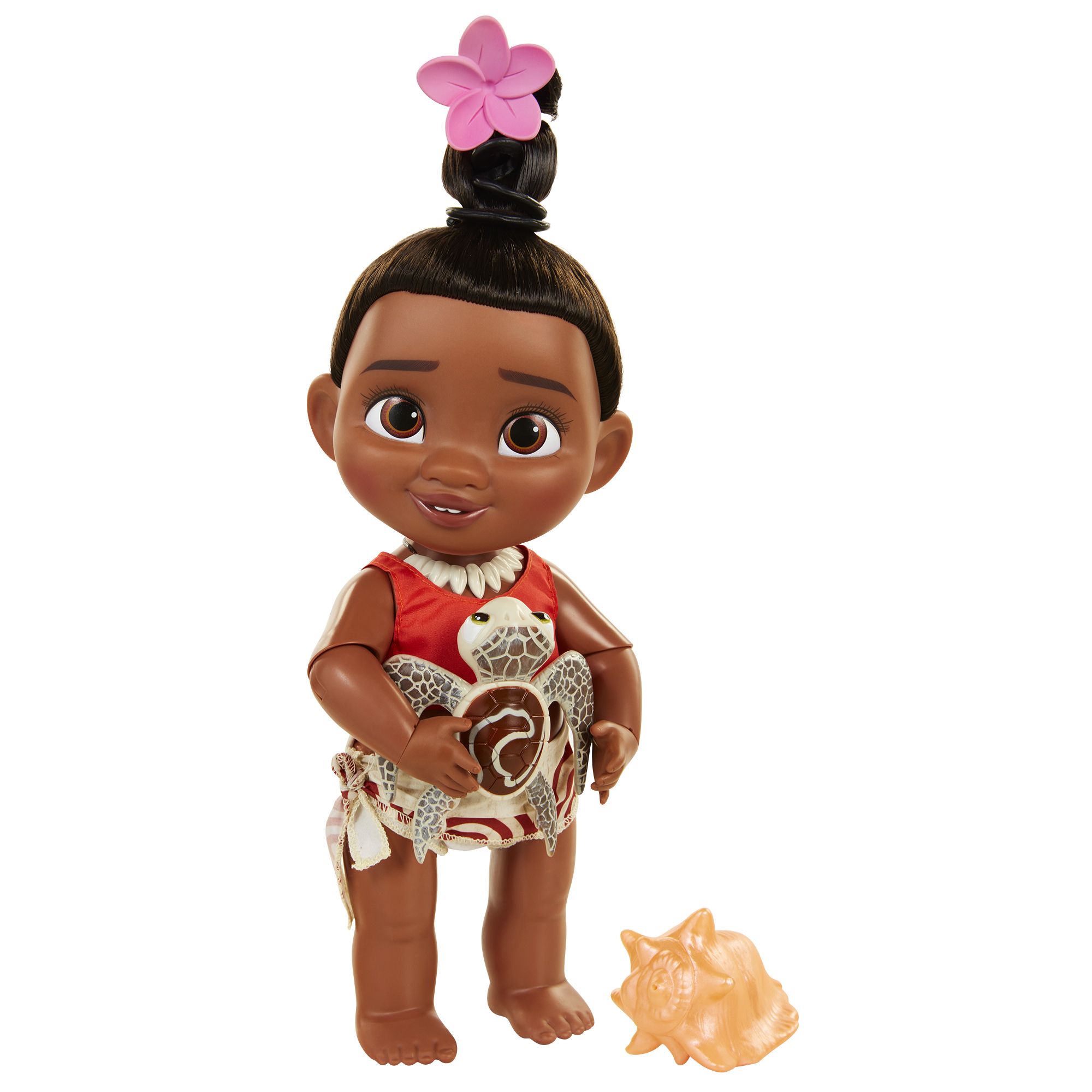 Giggling Baby Moana Disney
