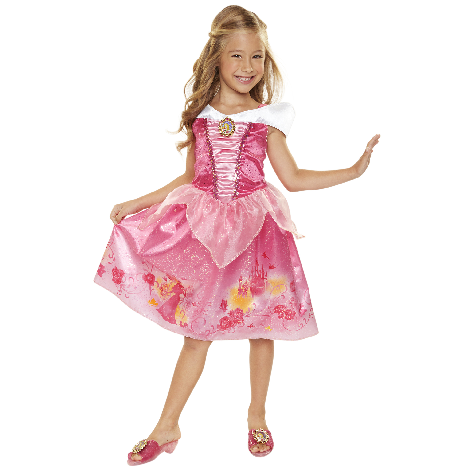 Aurora Dress Disney Princess