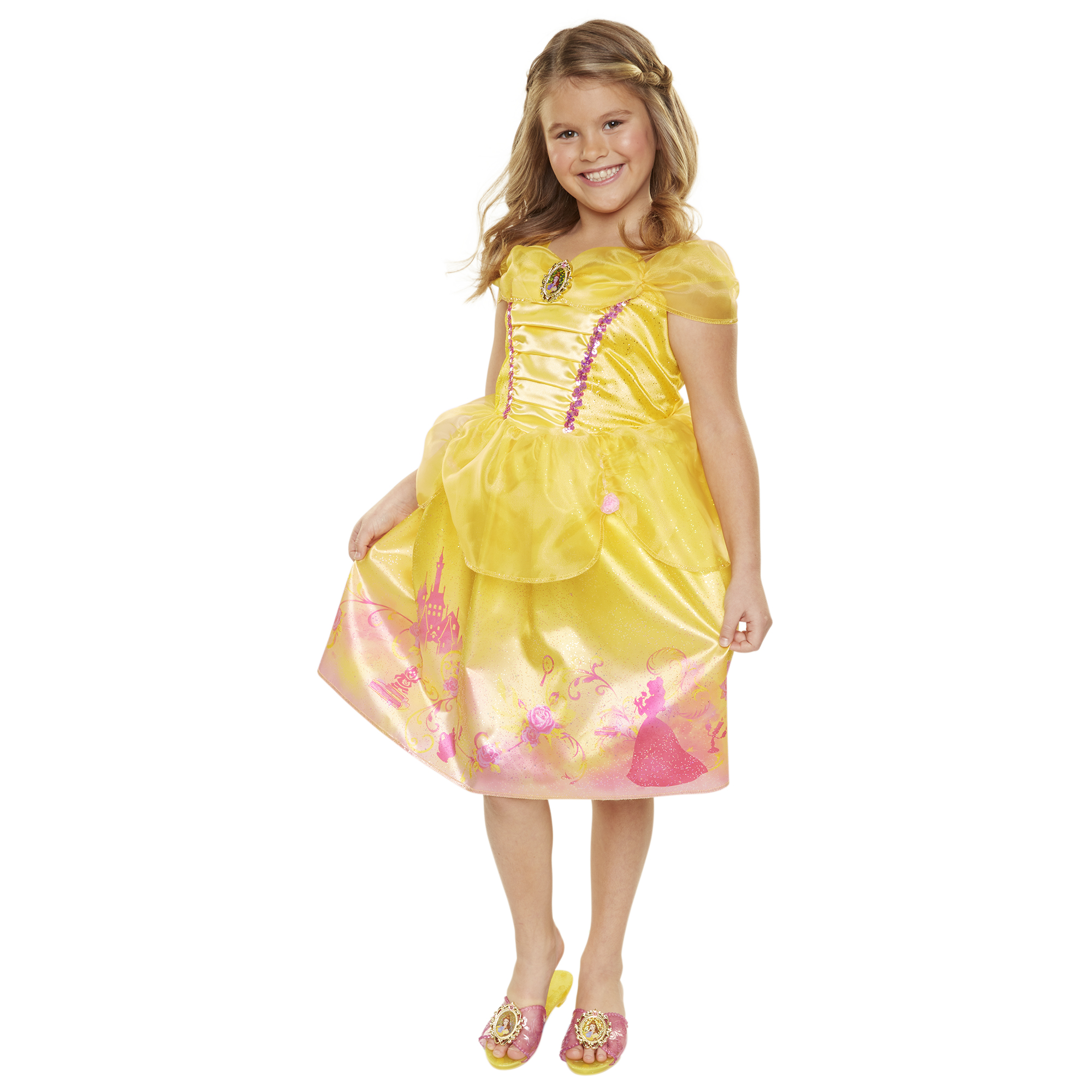 Belle Dress Disney Princess