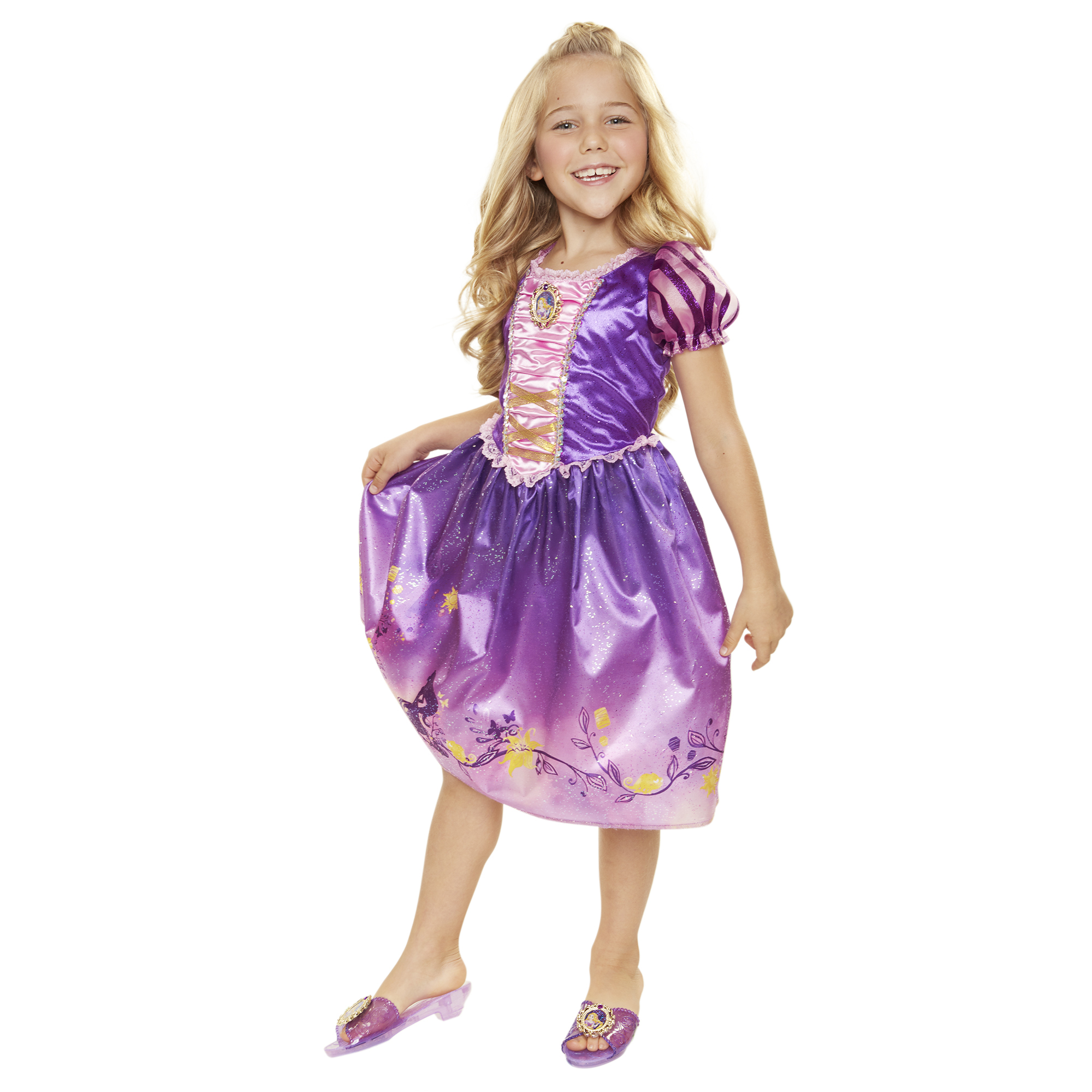 Disney Princess Dress Rapunzel