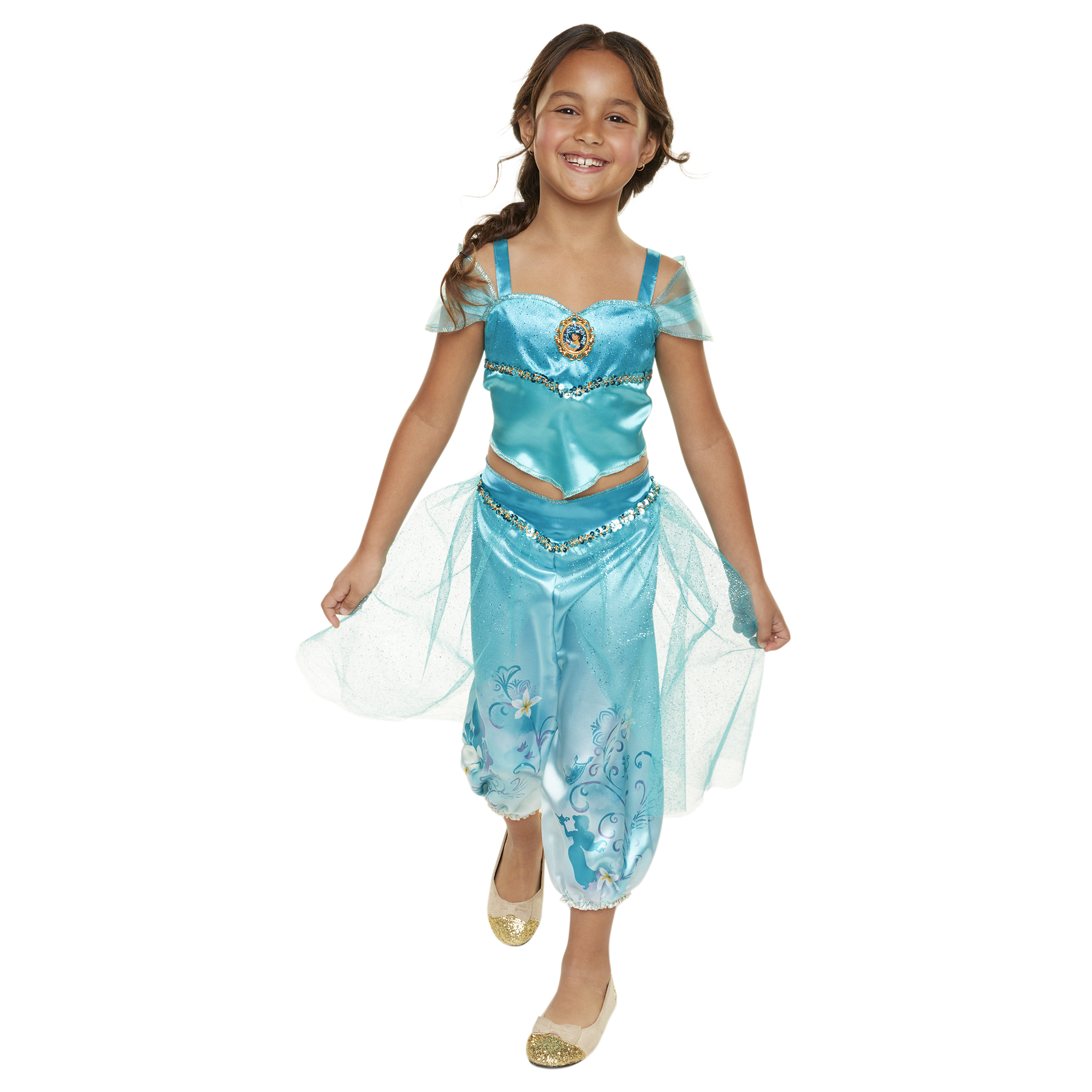 Jasmine Arabian Dress Disney Princess