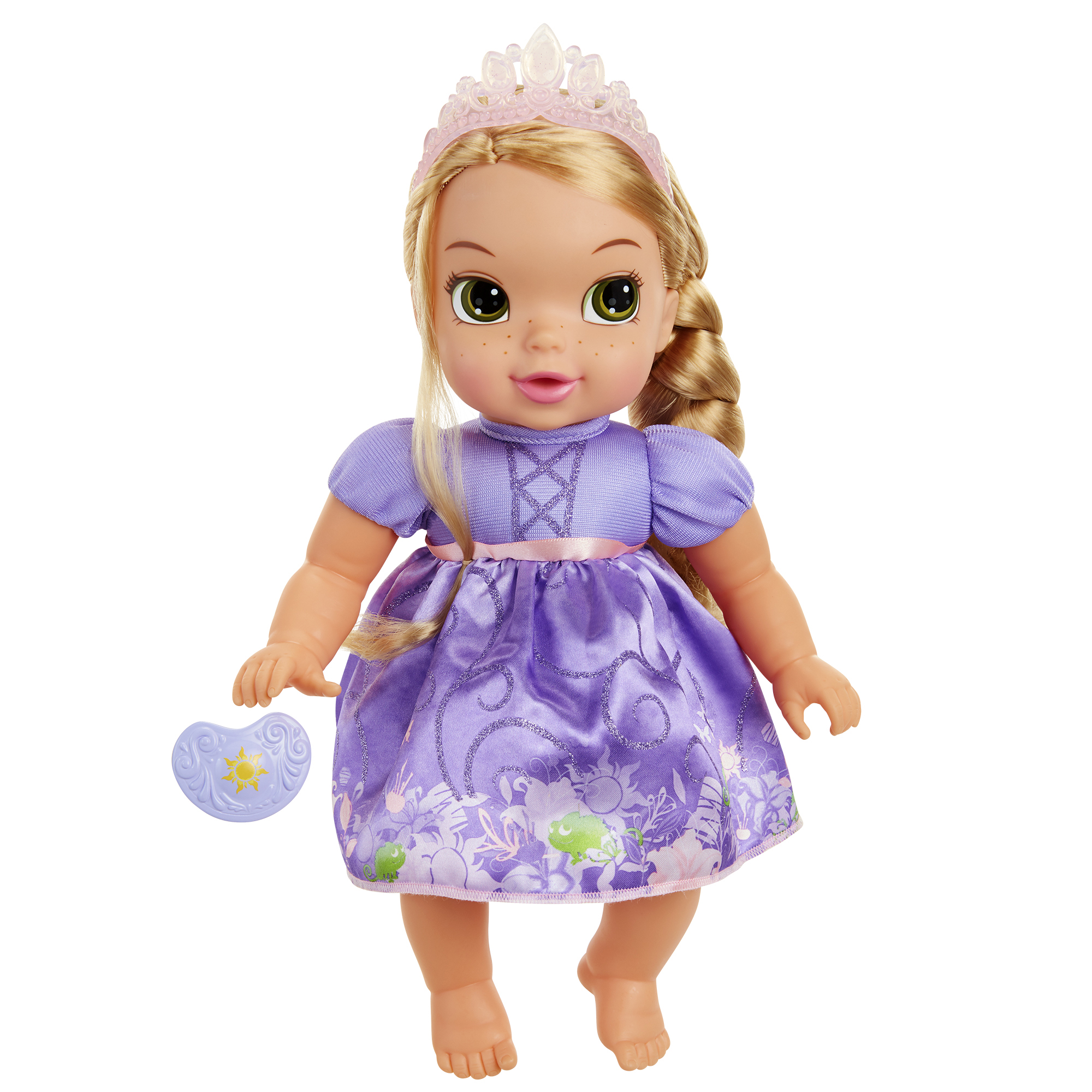 Deluxe Baby with Pacifier Rapunzel