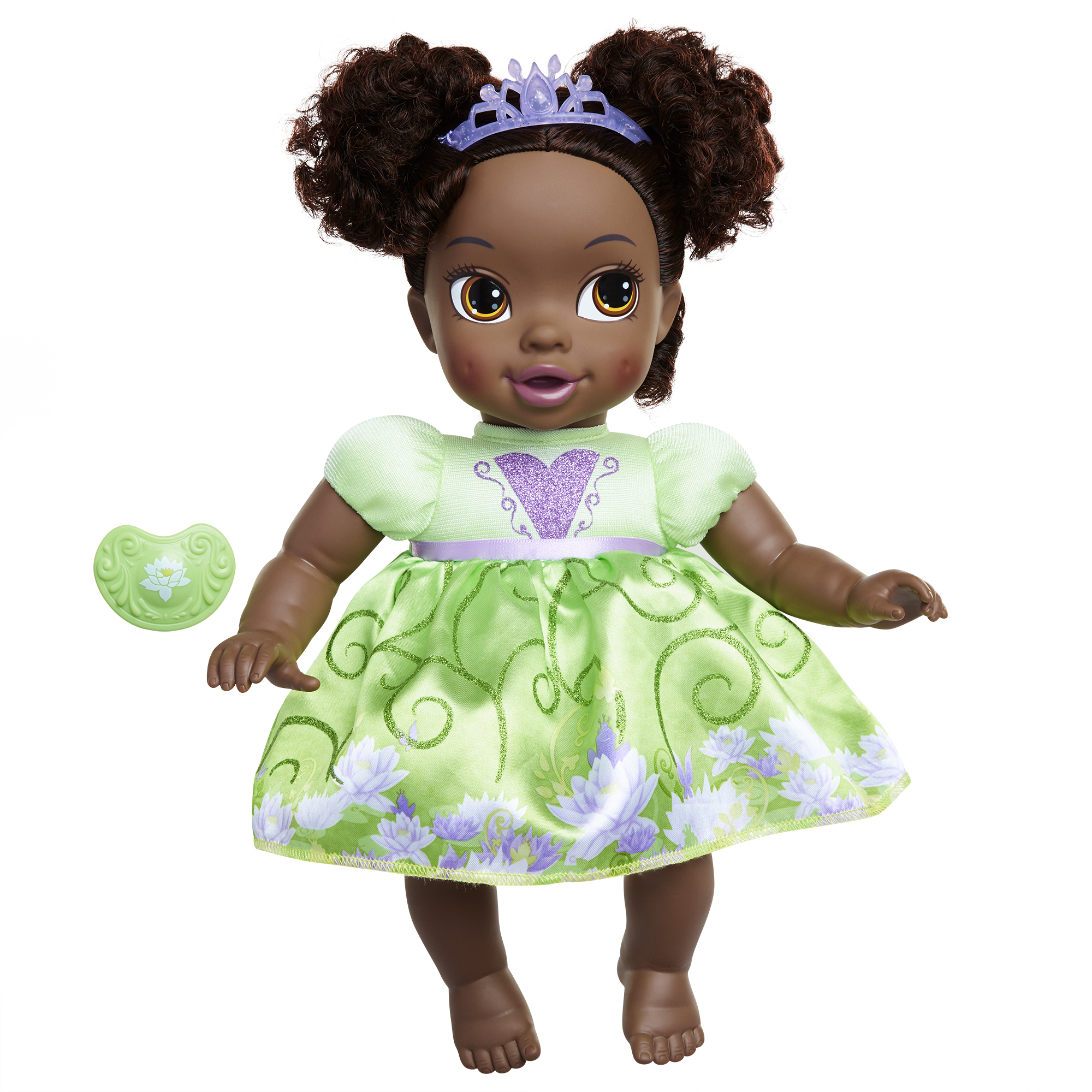 Deluxe Baby with Pacifier Tiana