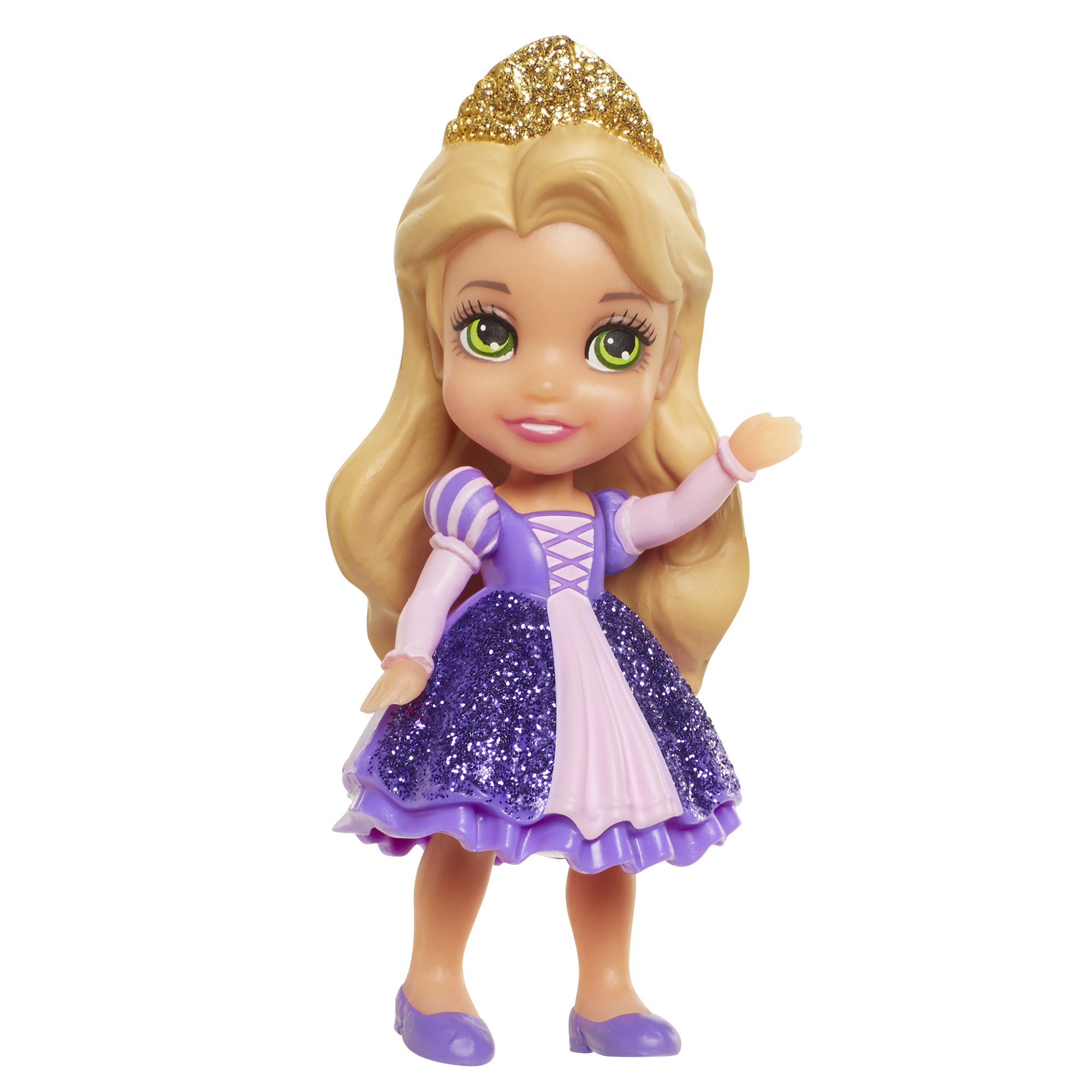 Rapunzel 3 inch Mini Toddlers Doll Disney Princess