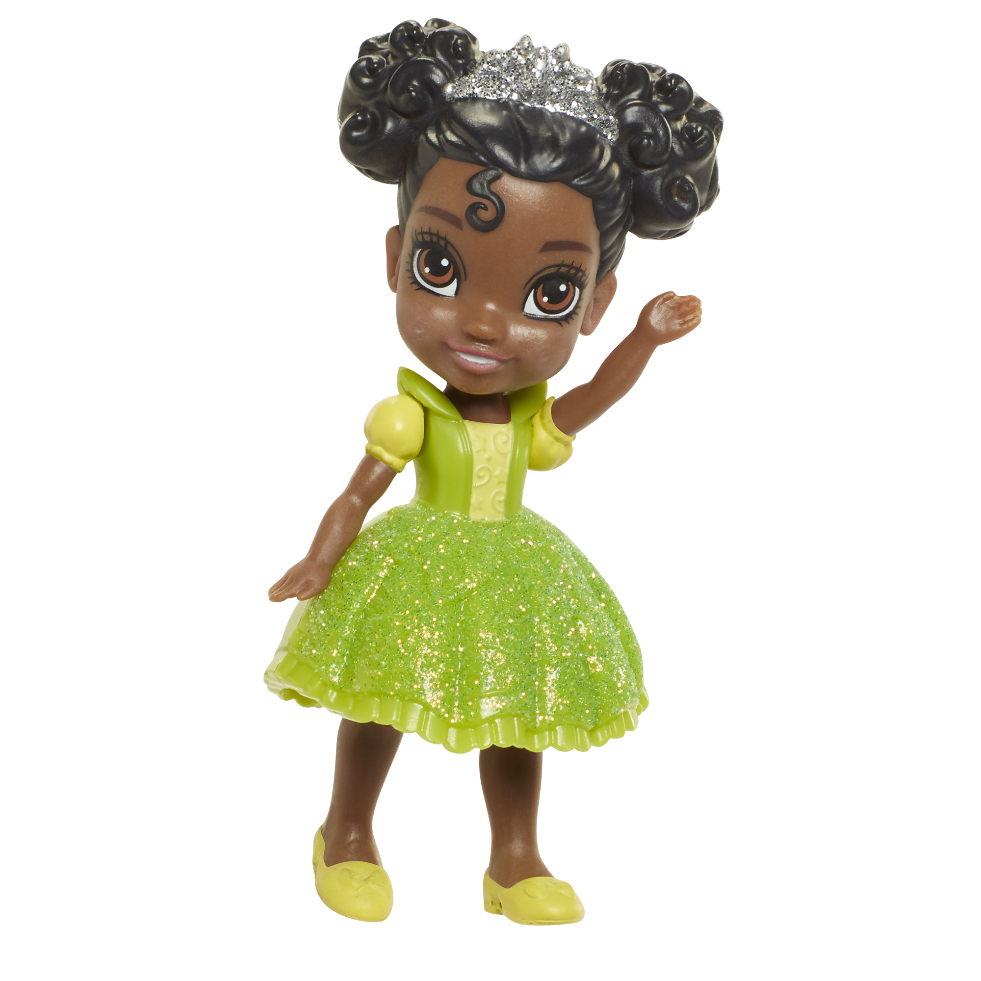 Tiana 3 inch Mini Doll Disney Princess