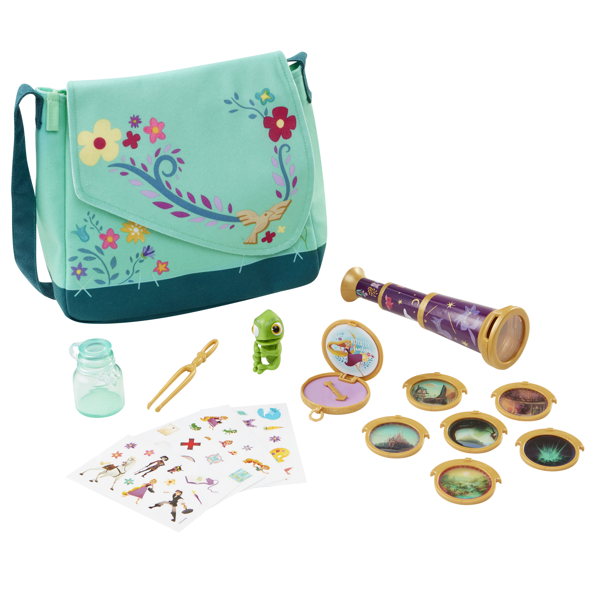 Rapunzel Discovery Bag Disney Princess
