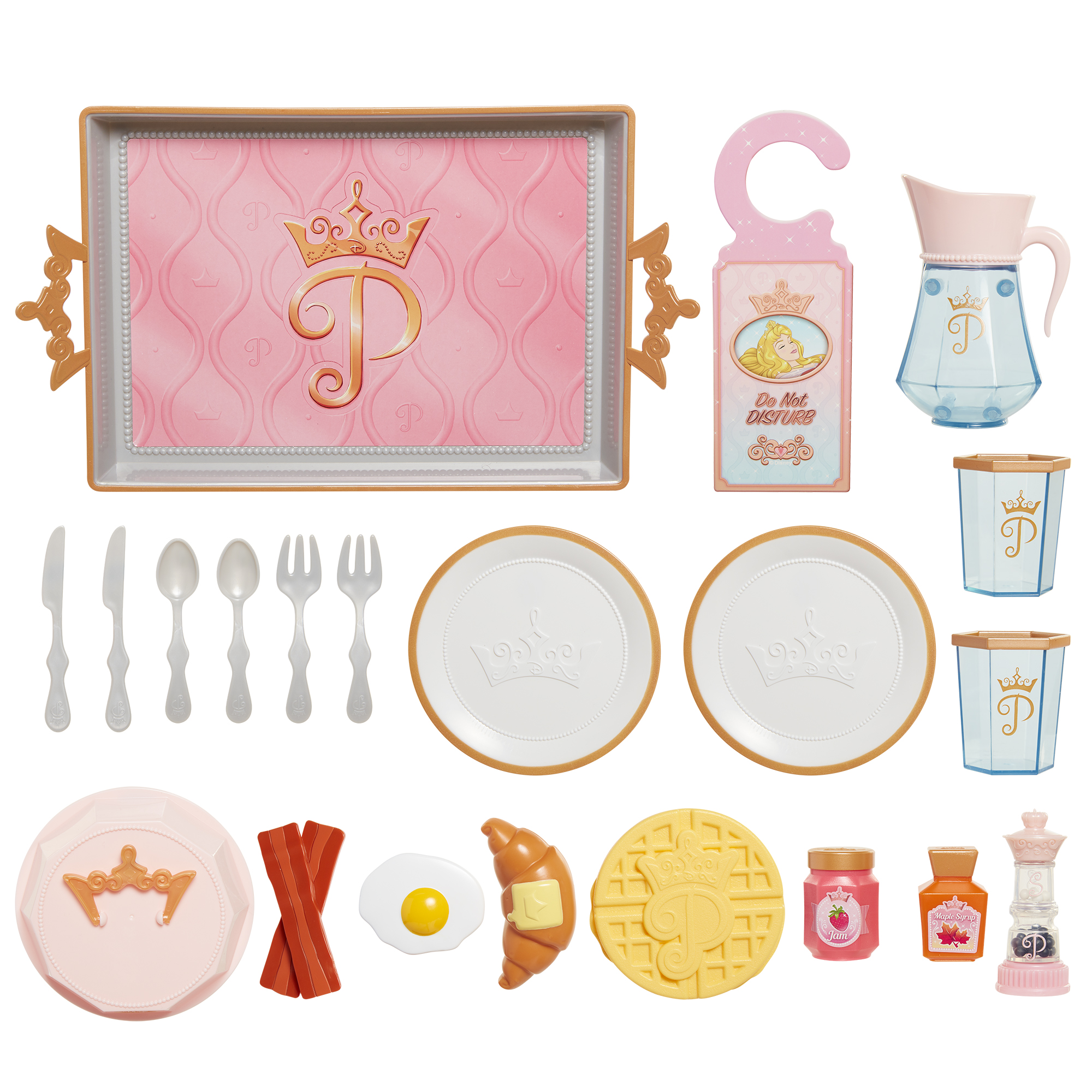 Disney Princess Style Collection Room Service Set