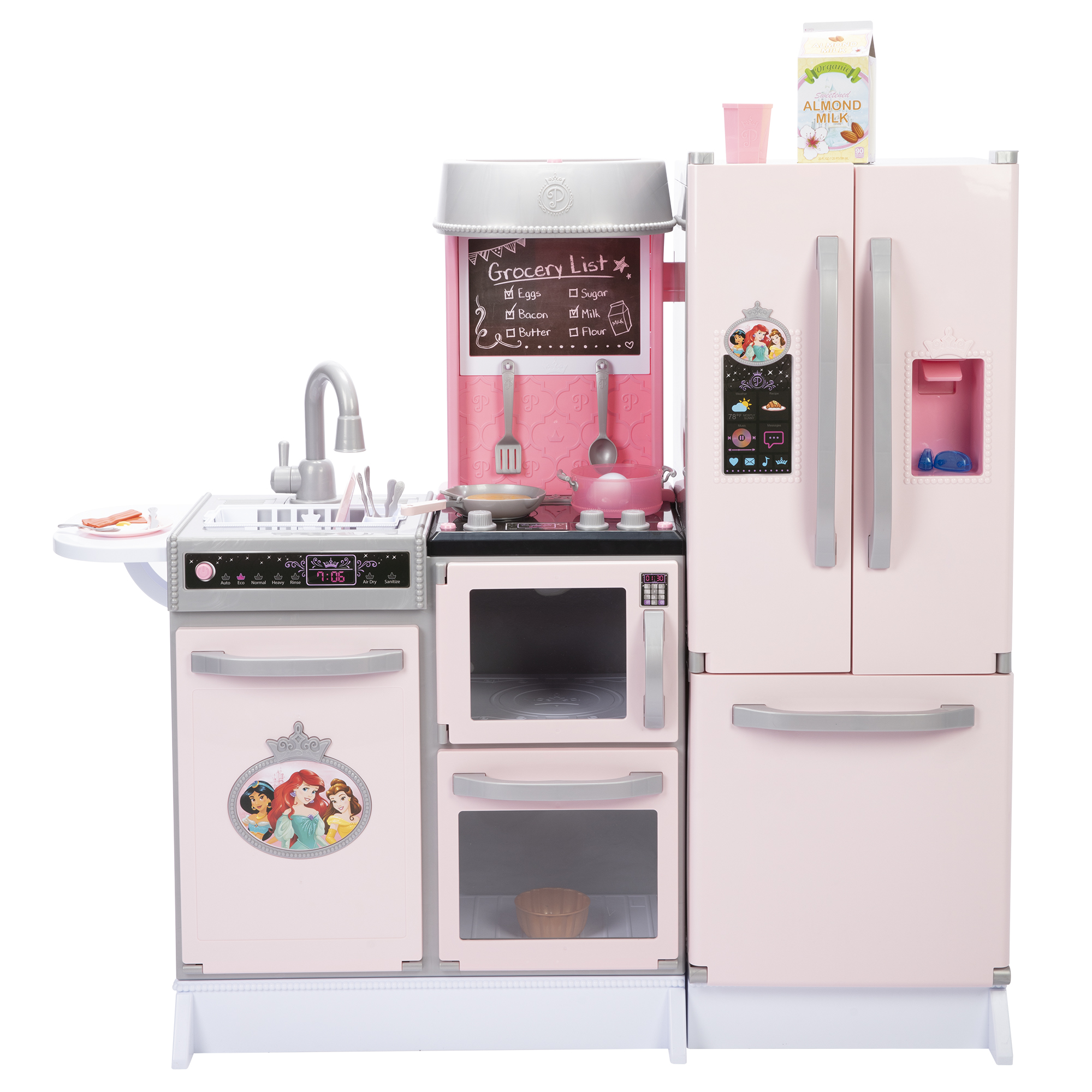 Disney Princess Style Collection Gourmet Smart Kitchen