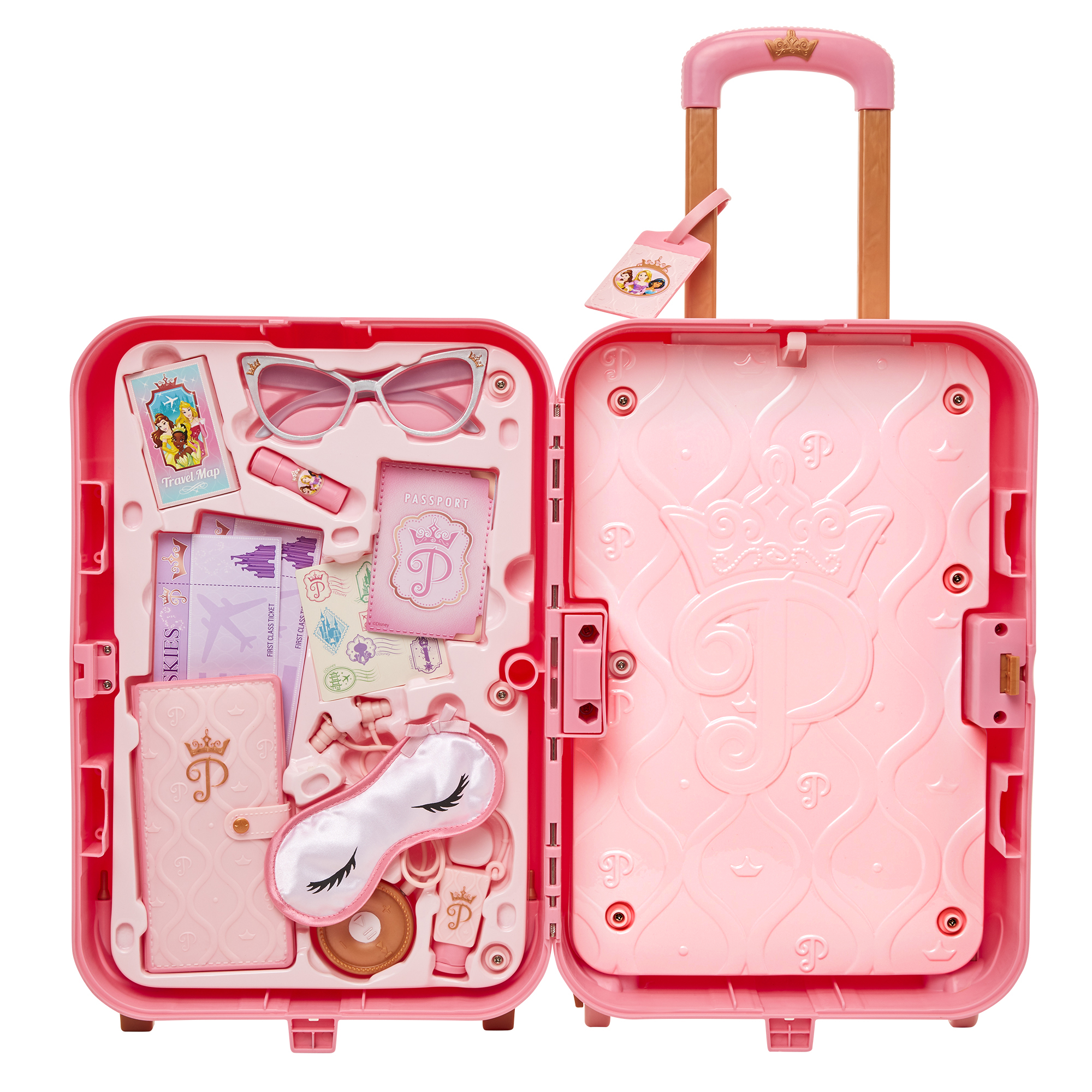 Disney Princess Style Collection Play Suitcase