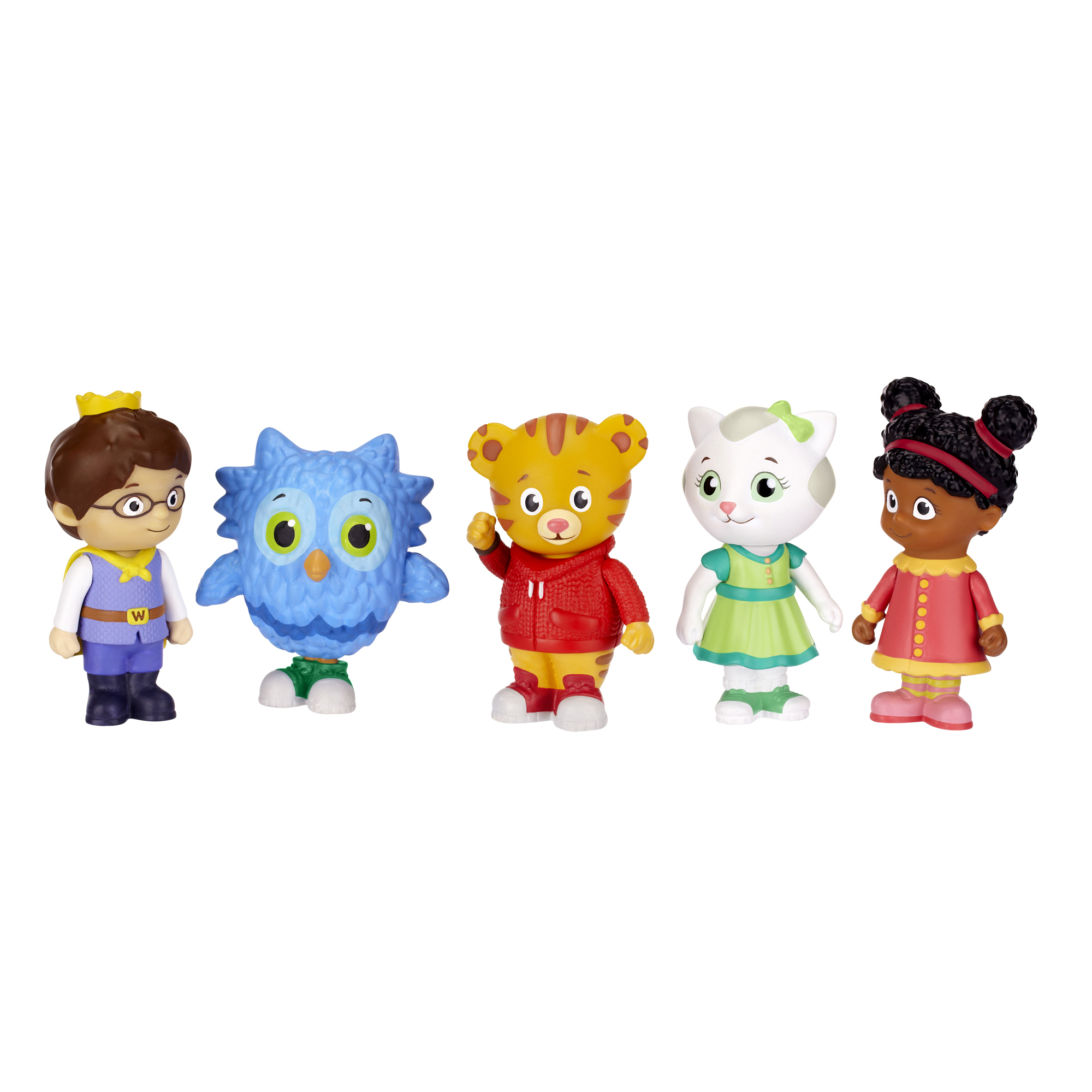 Friends Figure Set