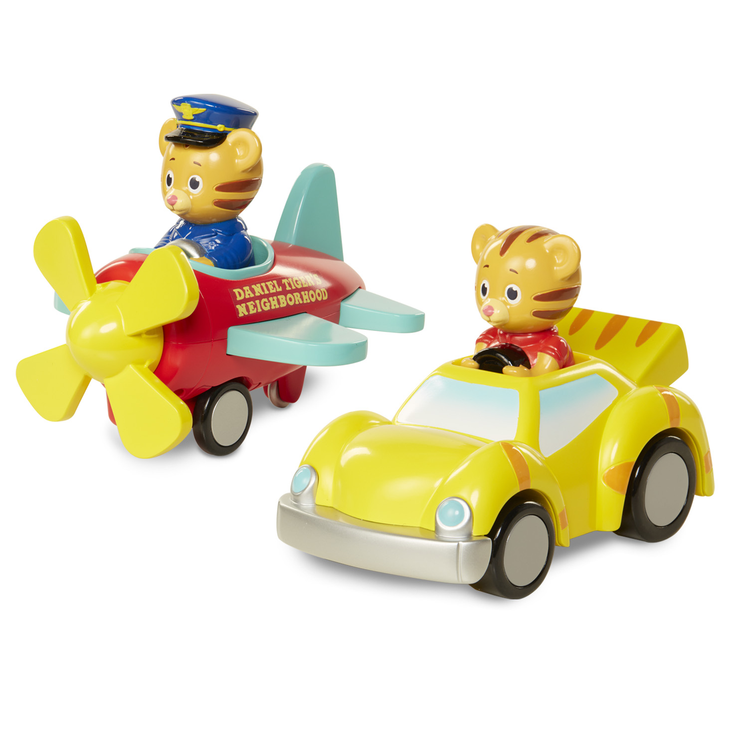 Daniel Tiger's Neighborhood® Vehicles Set