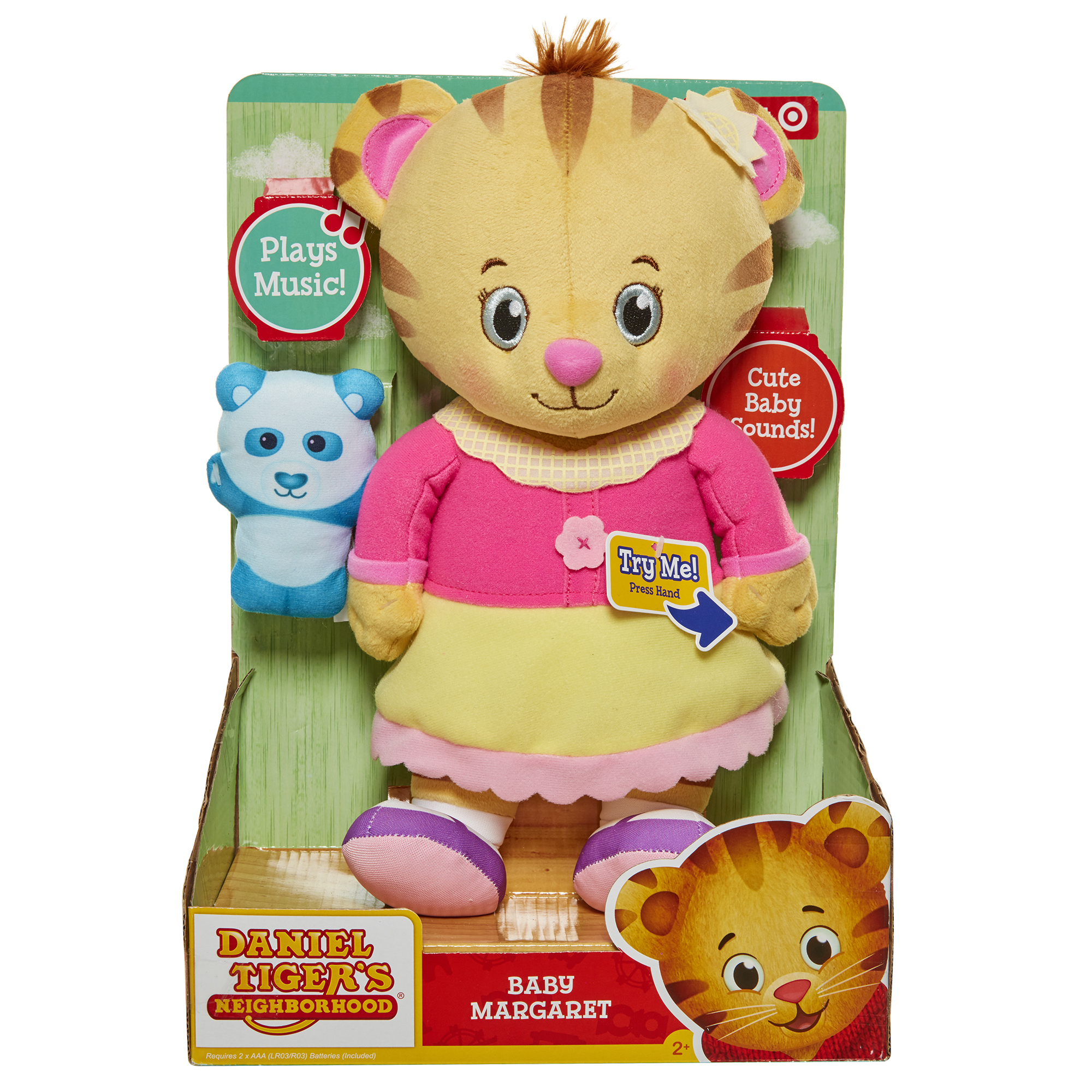 Daniel Tiger's Neighborhood® Baby Margaret