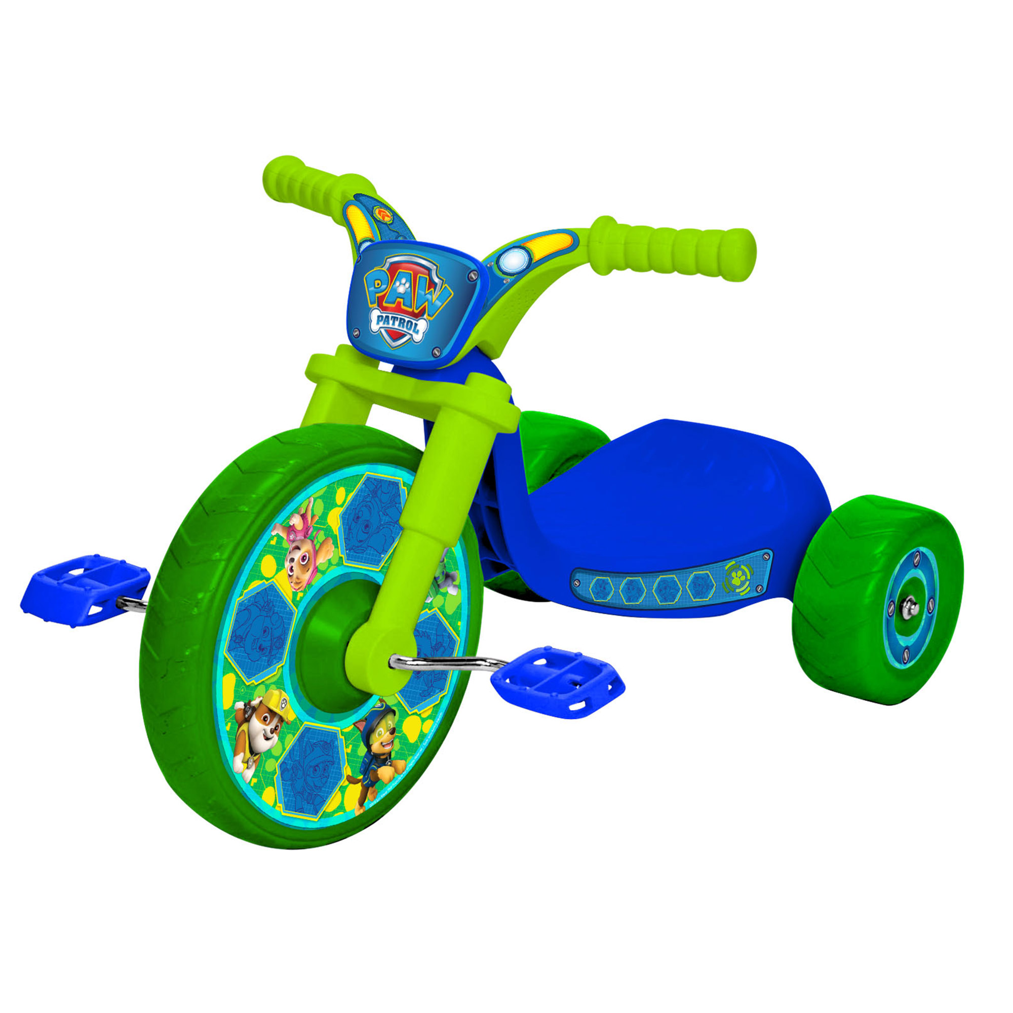 Fly Wheels Paw Patrol (with sound)