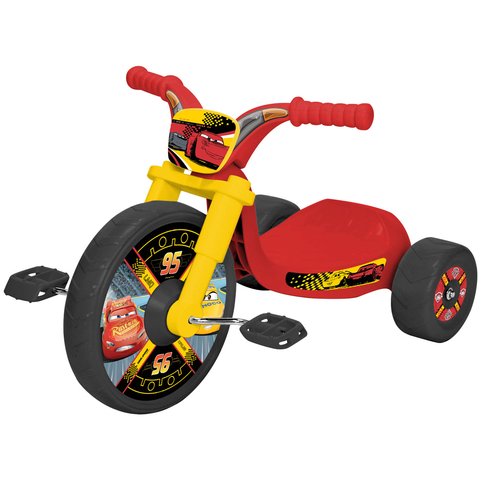 Fly Wheels Cars 3