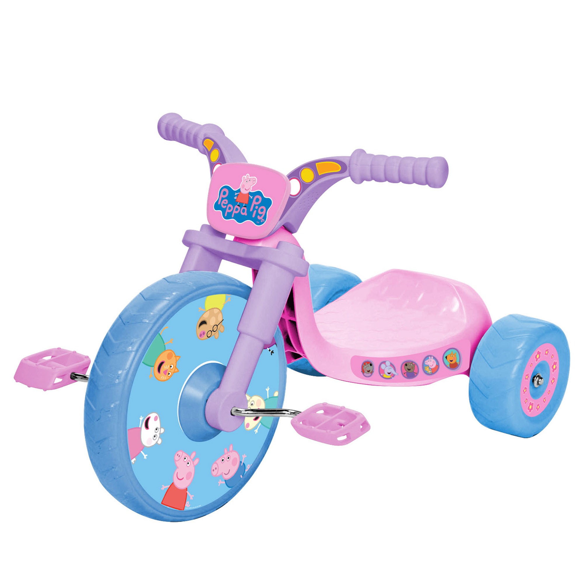 Fly Wheels Peppa Pig