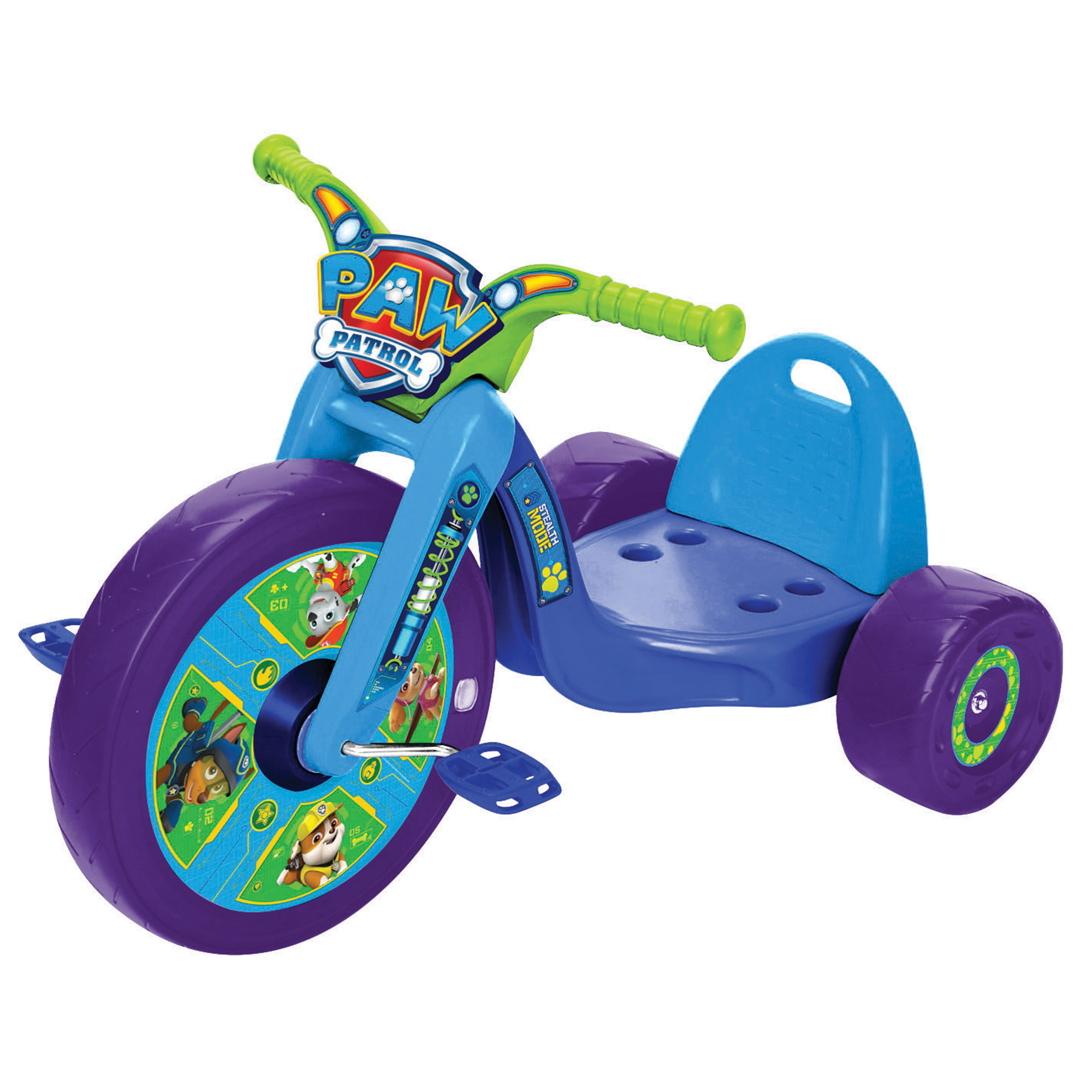 Fly Wheels Paw Patrol