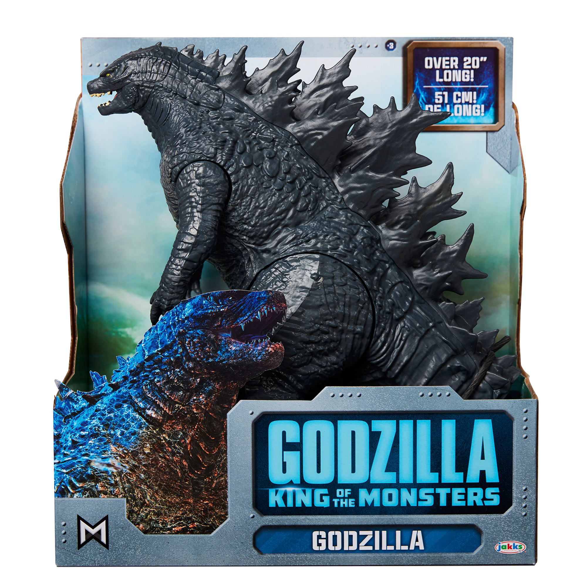 Godzilla: King of the Monsters 12in Godzilla