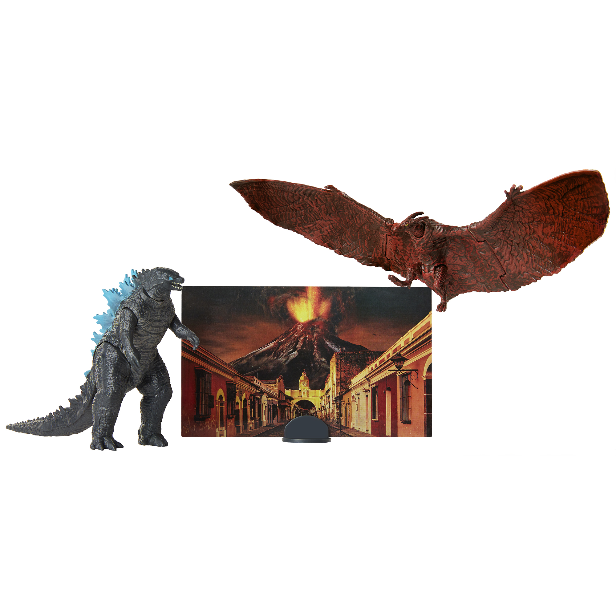 Godzilla: King of the Monsters 3.5 Monster Matchups Godzilla/Rodan