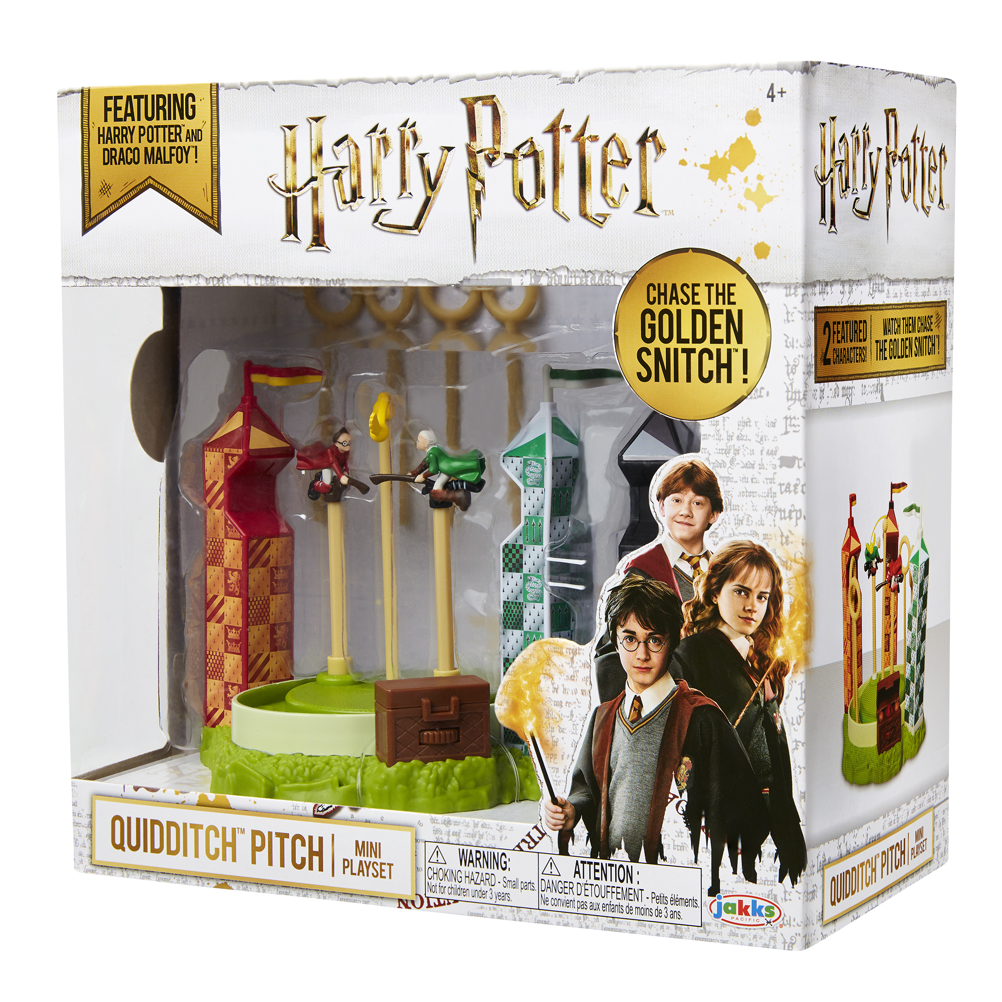 Harry Potter Quidditch™ Pitch Mini Playset