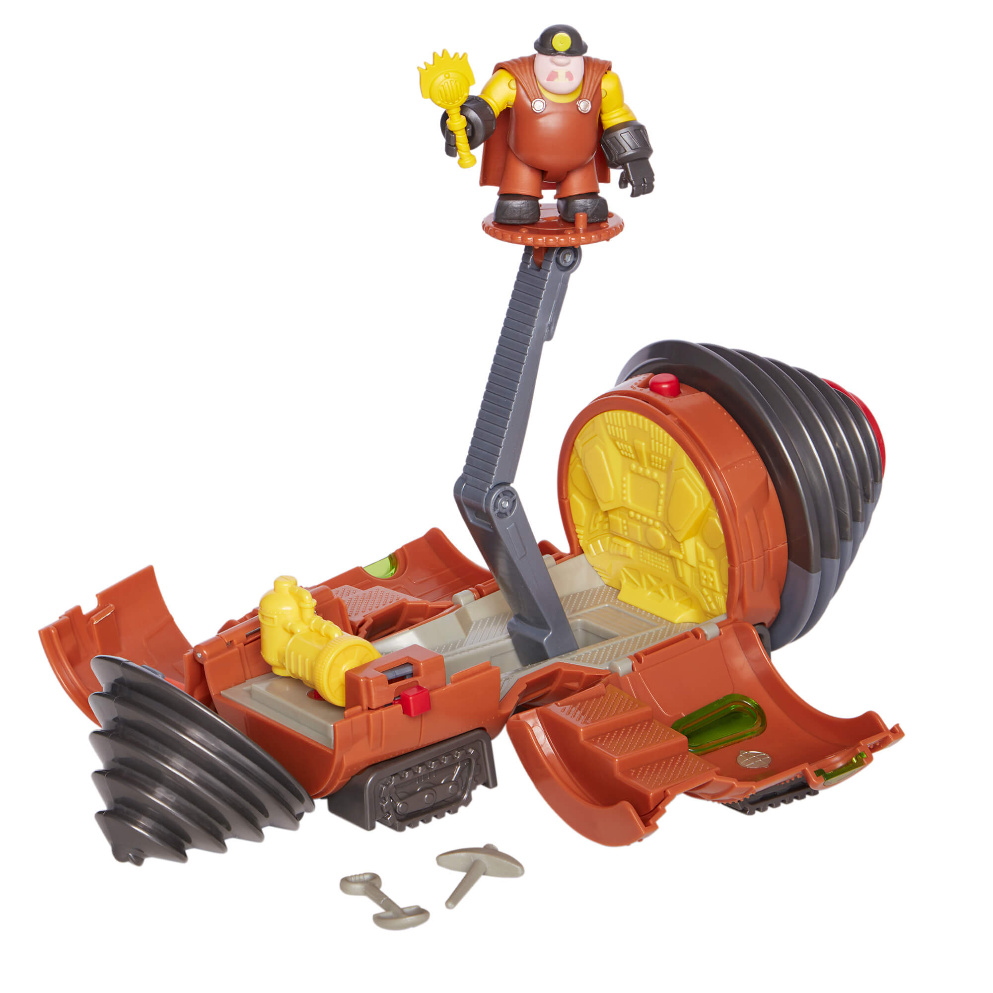 Junior Supers Tunneler Playset