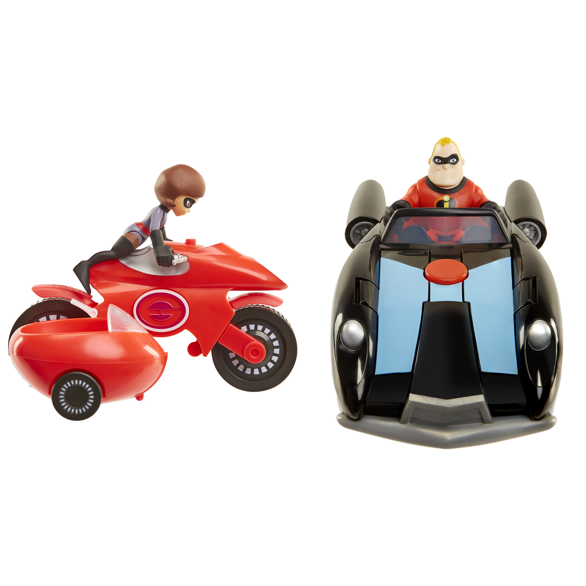 Junior Supers Vehicle & Figure Assortmentt