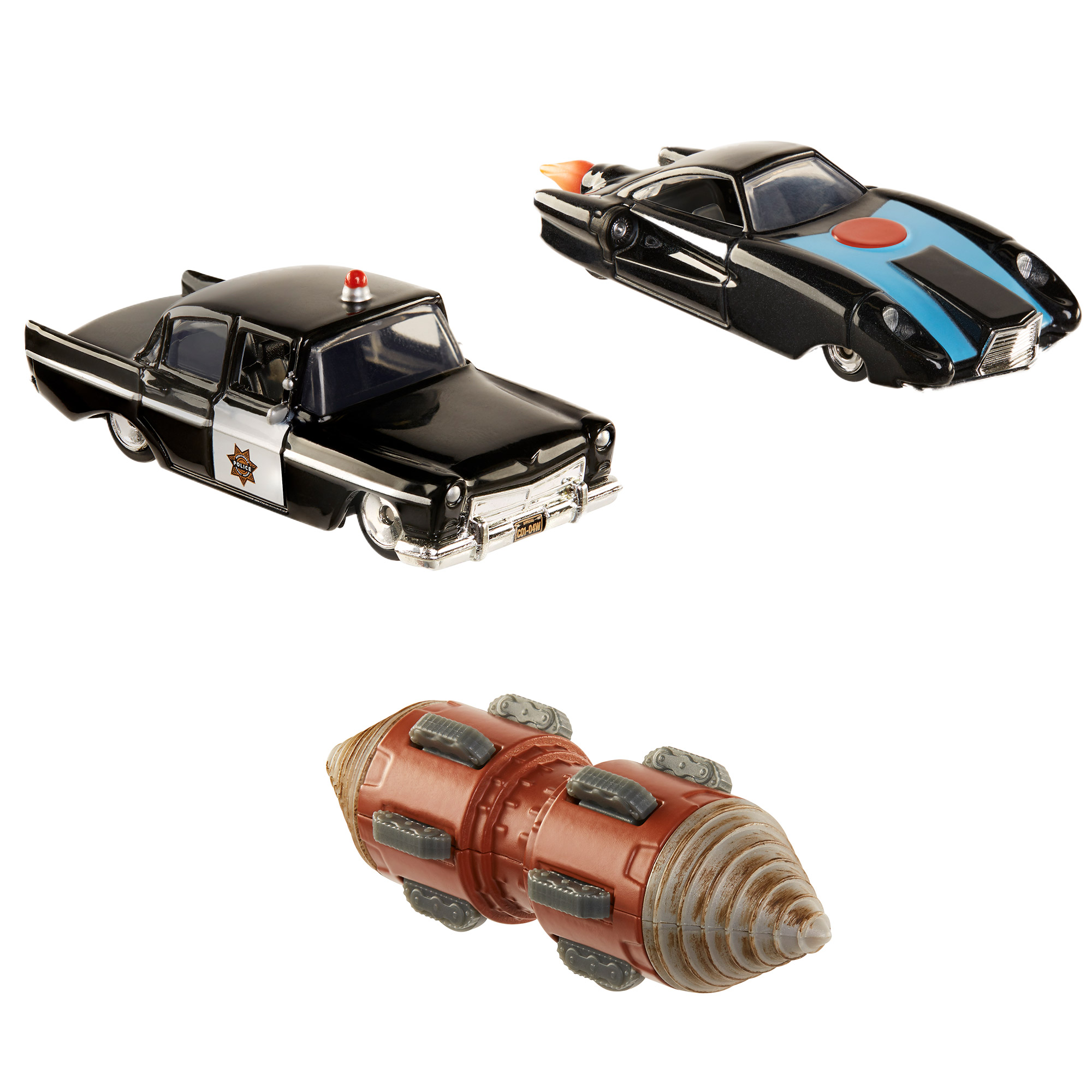 1:64th Die-cast Vehicle Assortment