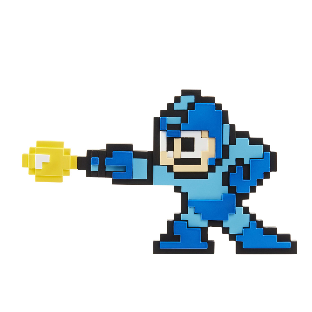 Mega Man - Blue Mega Man v Cut Man