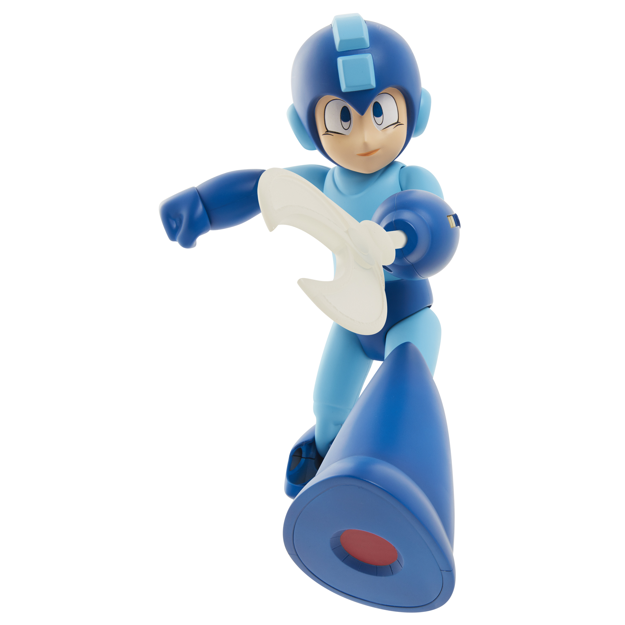 Mega Man Classic Deluxe Figure with Lights/Sounds