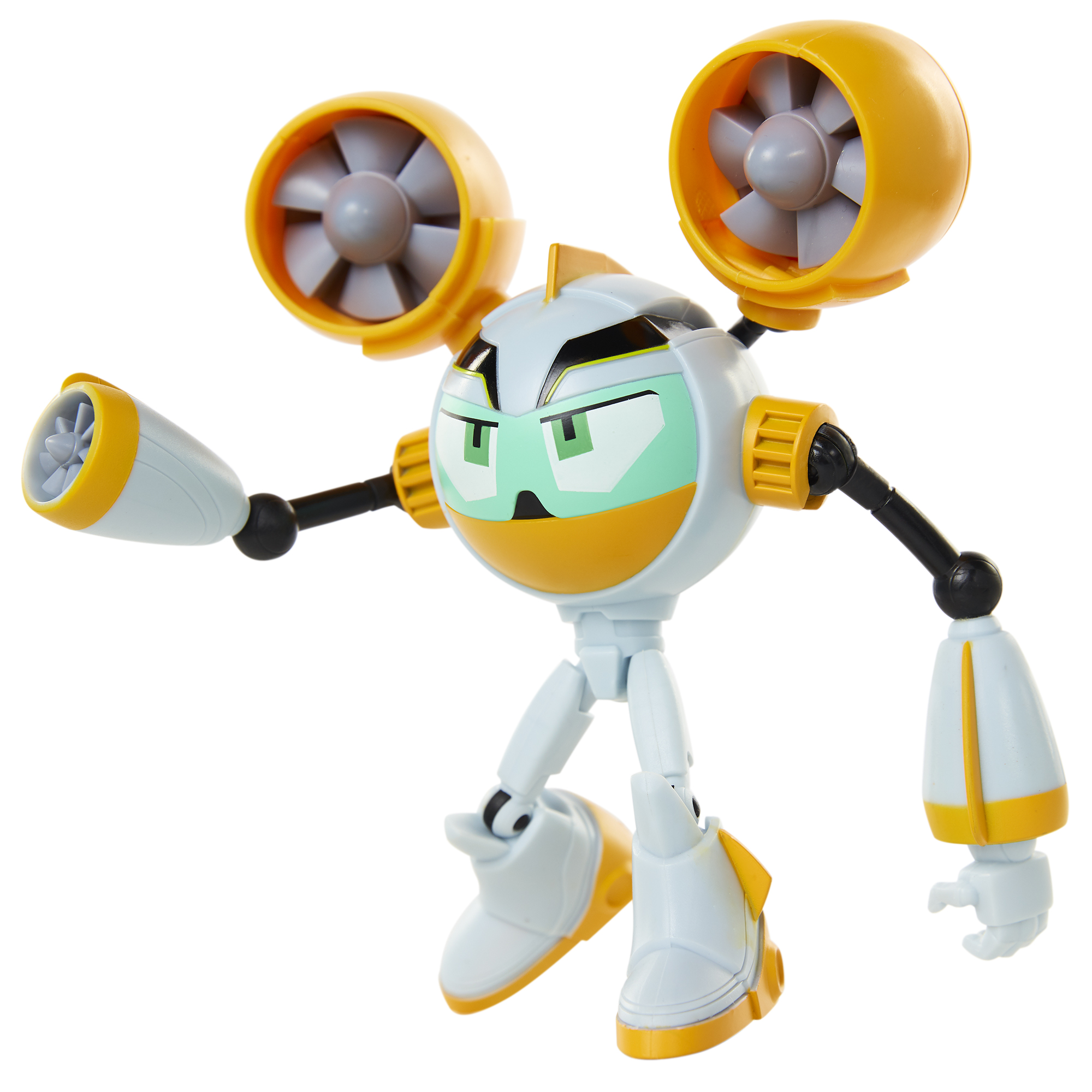 Mega Man 6 Air Man with Cannon Accessory