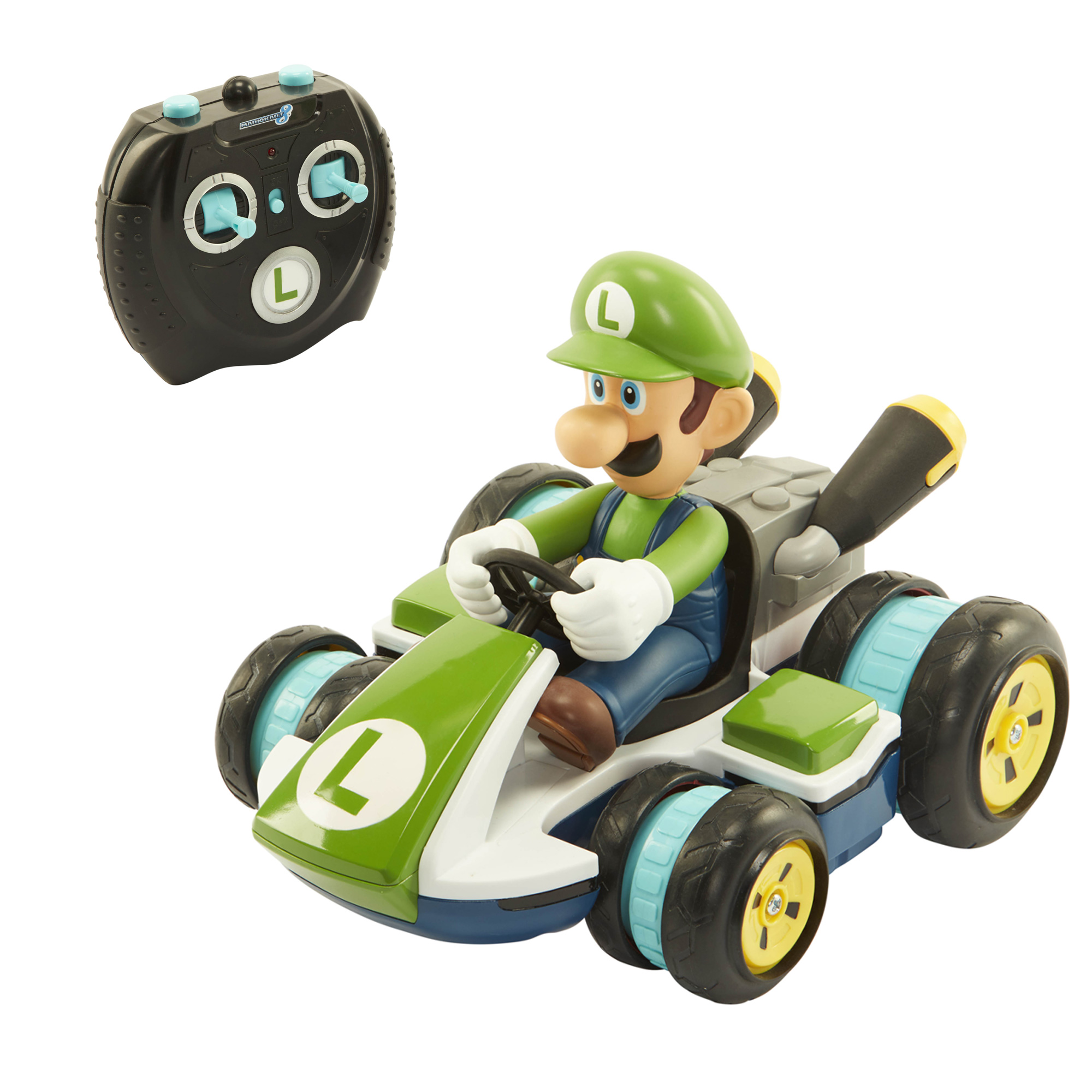 Super Mario Mini RC Luigi Racer