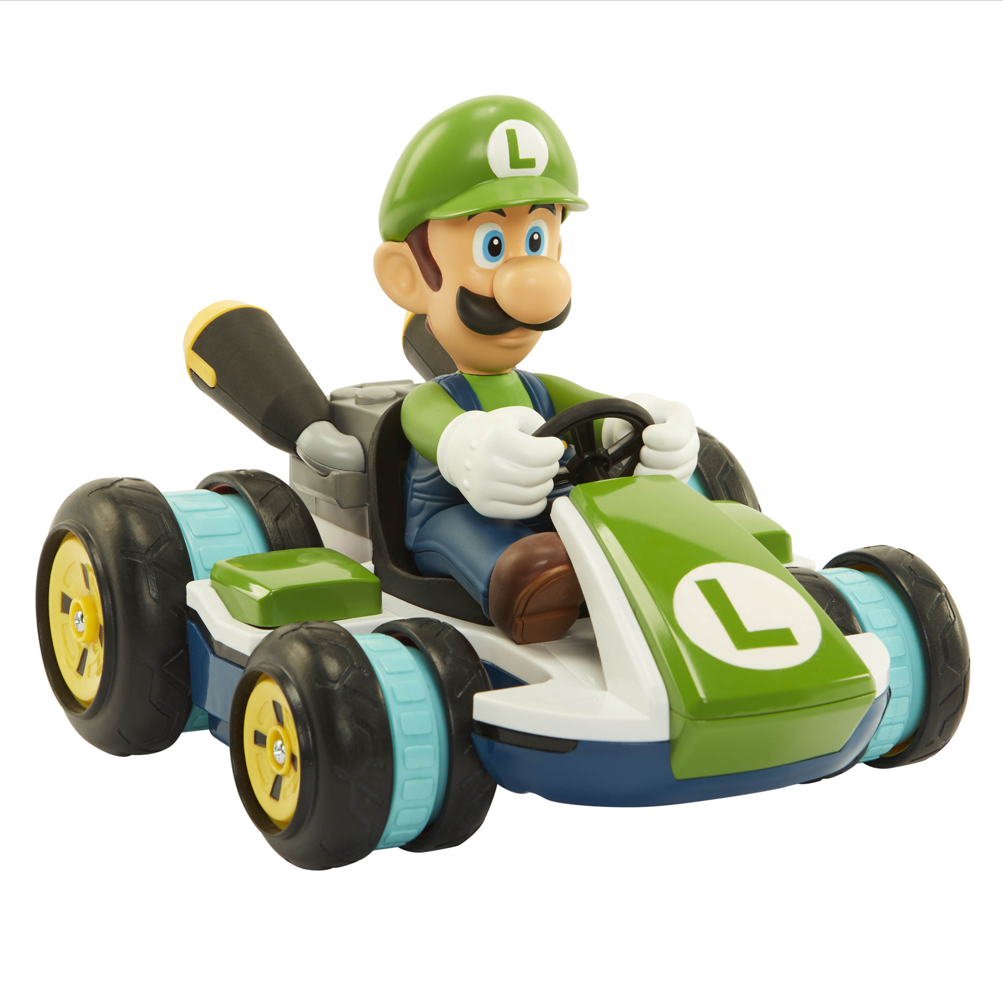 v Mini RC Luigi Racer