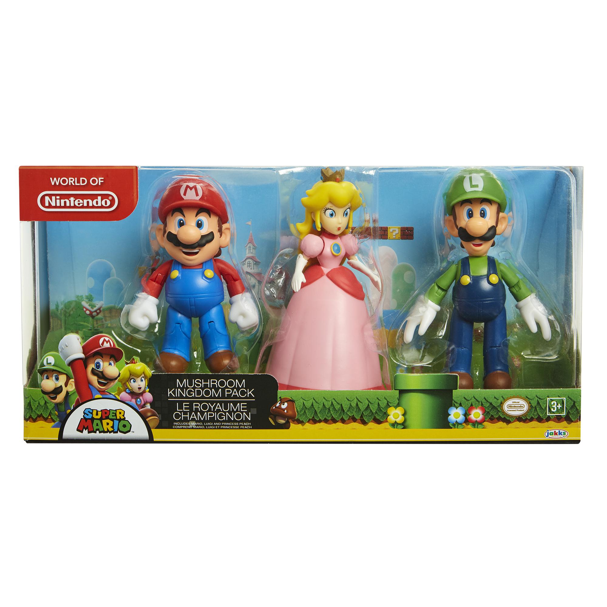 Jakks Pacific Inc Super Mario