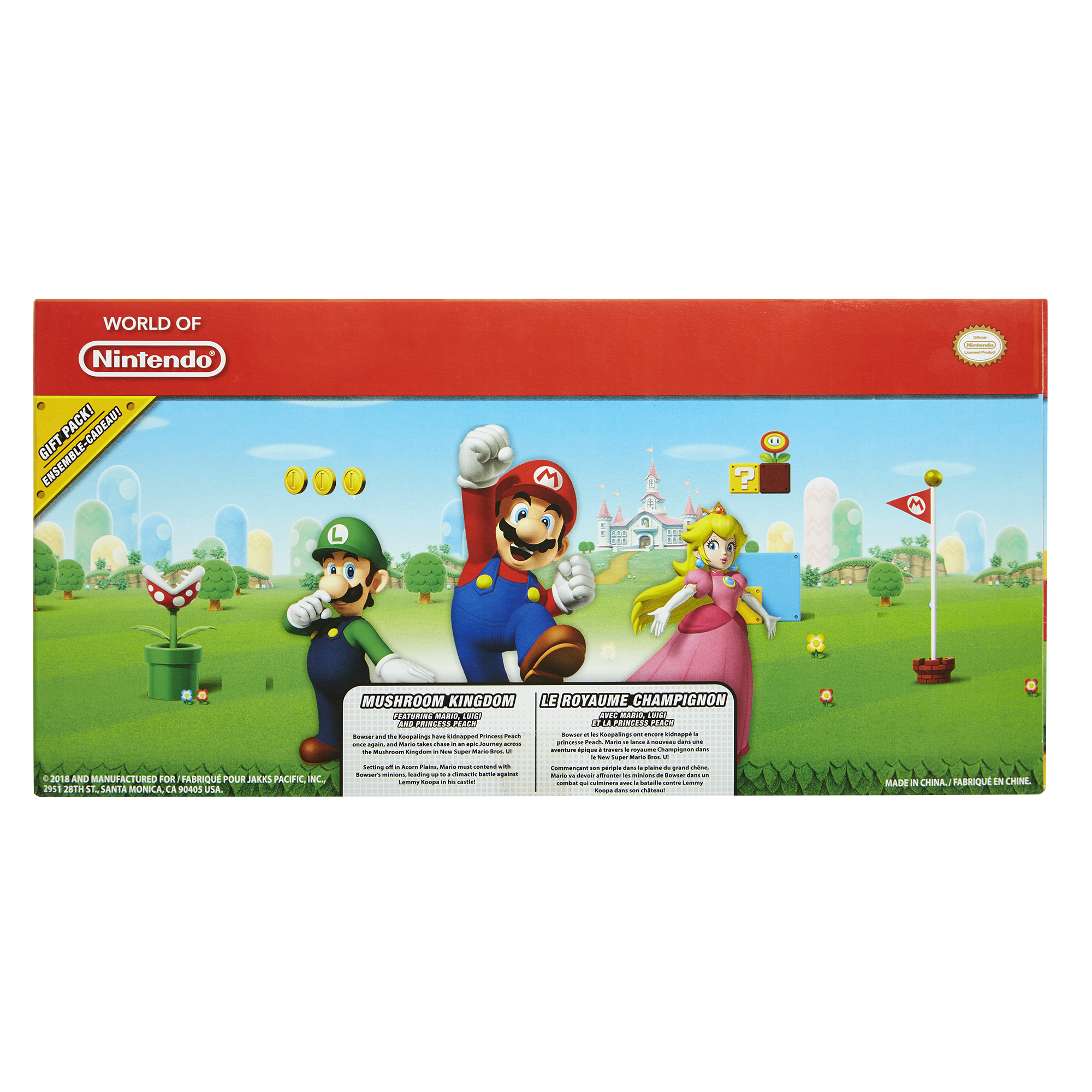 JAKKS Pacific, Inc  - Super Mario