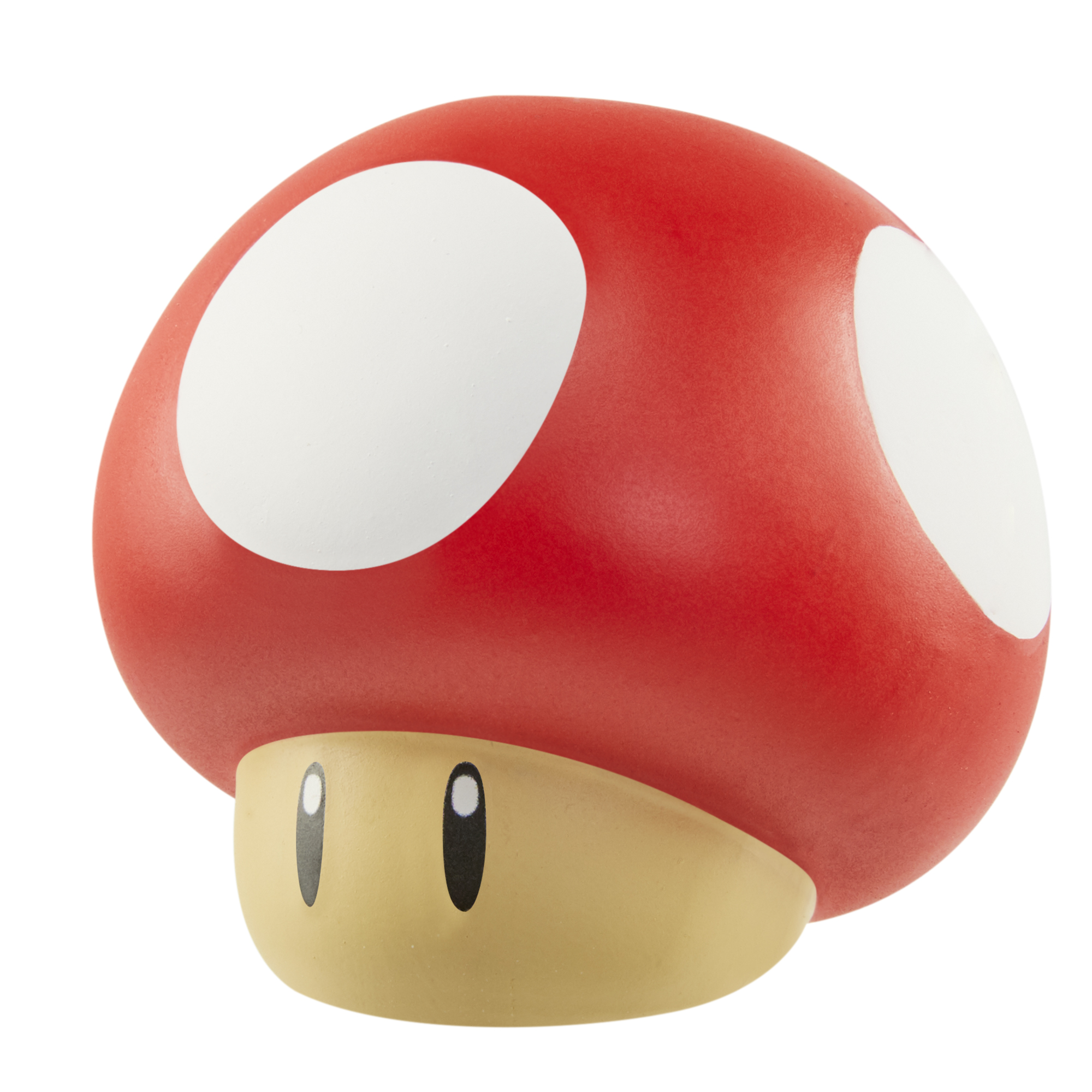 Super Mario Squish Dee-Lish Red Mushroom (Power Up)