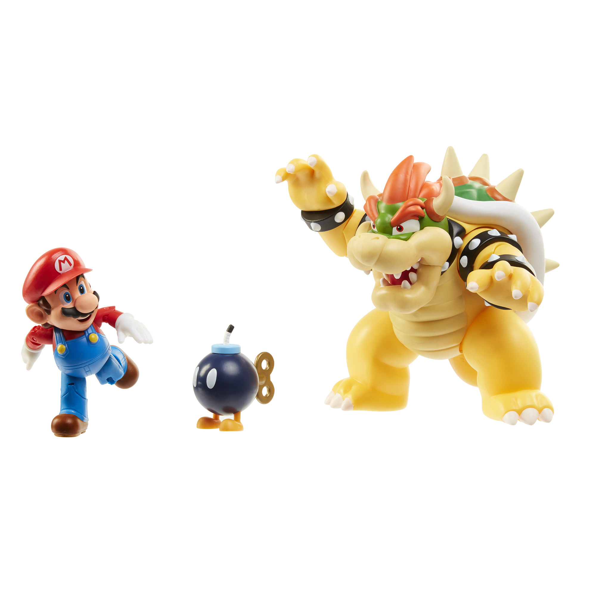 Super Mario vs. Bowser Diorama Set