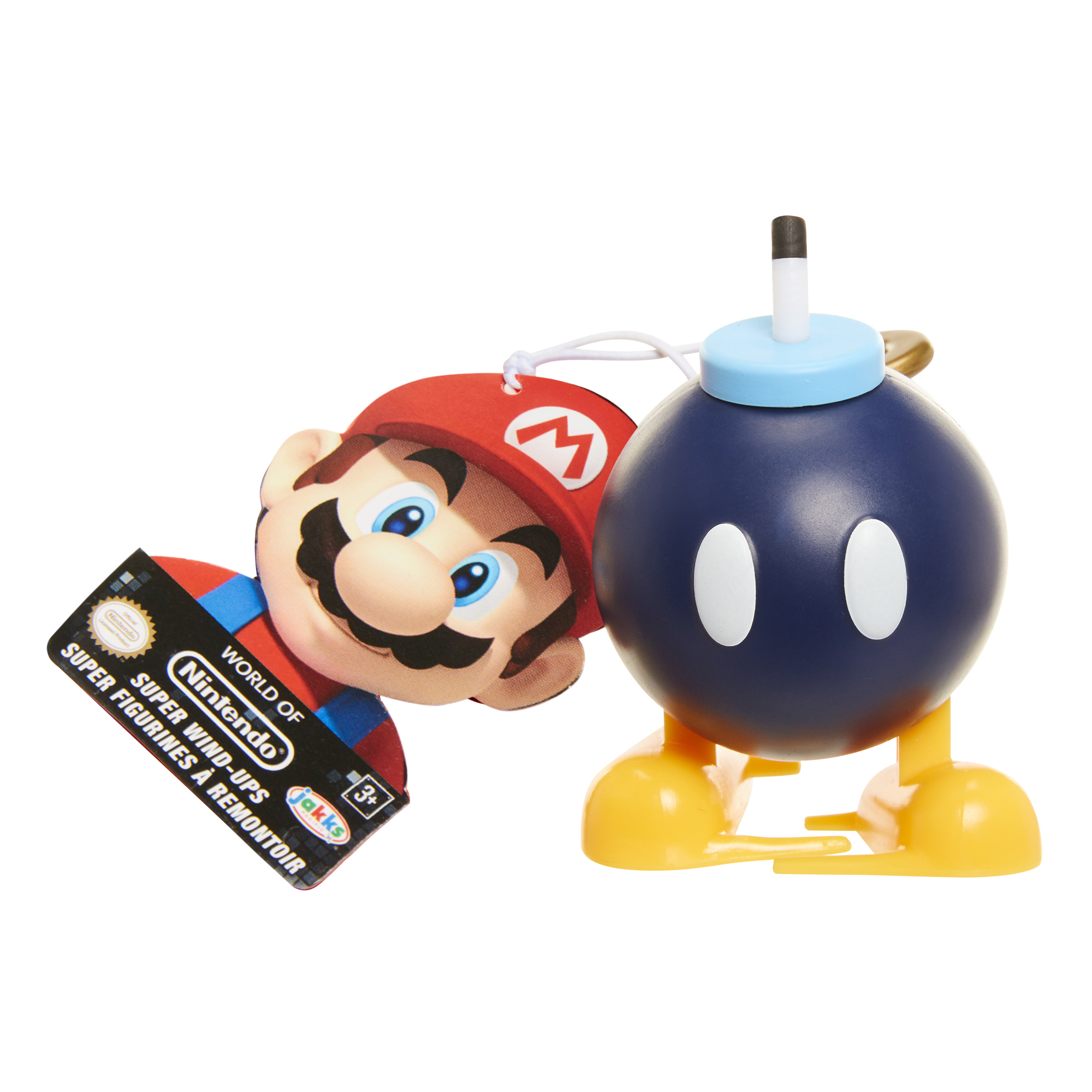 Super Mario Wind Up Toys Bob-Omb