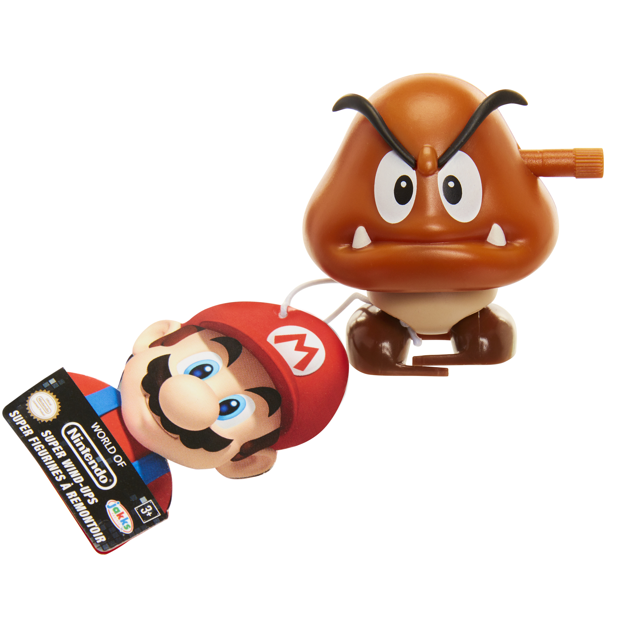 Super Mario Wind Up Toys Goomba